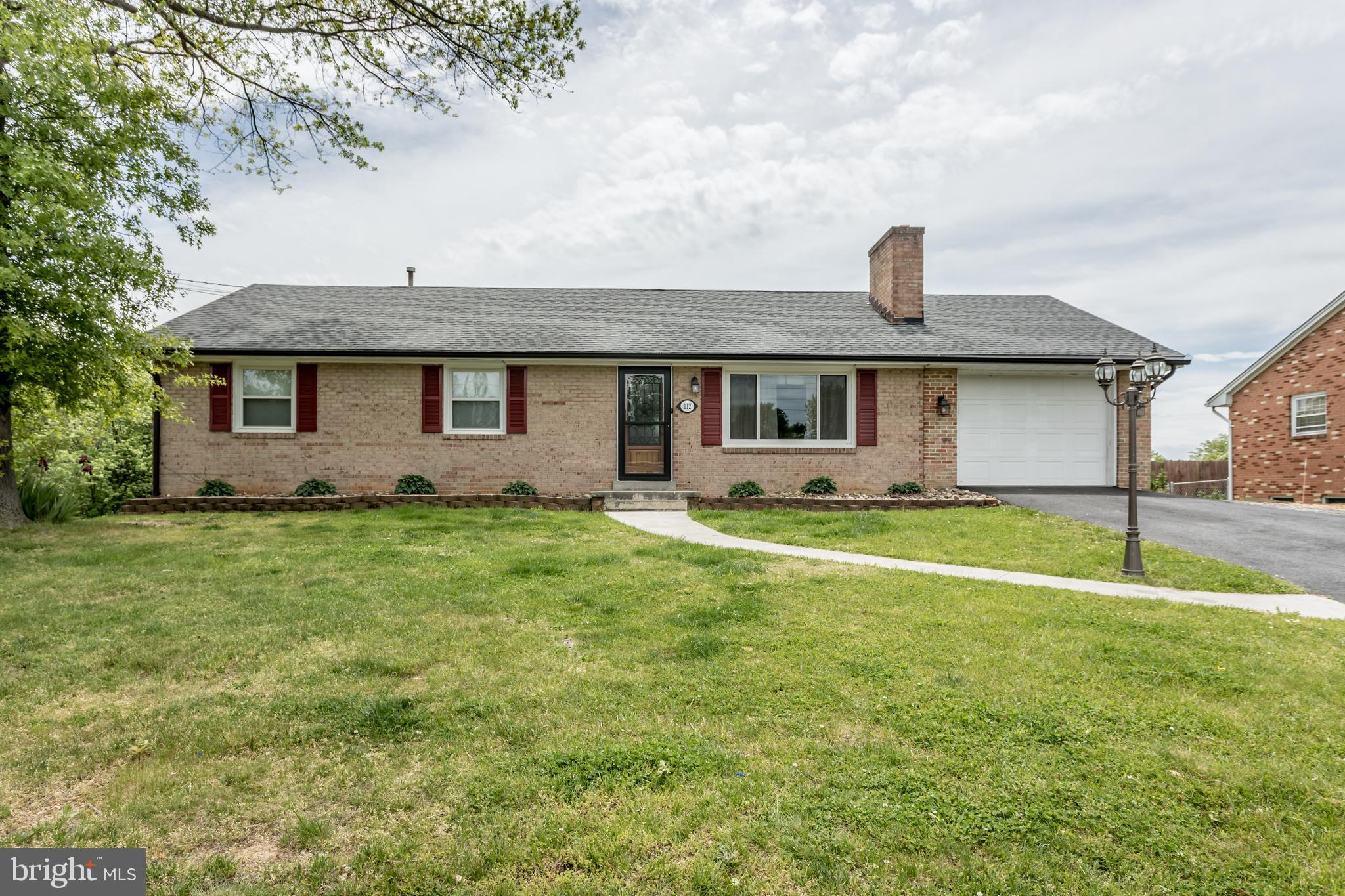 This great home is move in ready with 3 bedrooms and 1 and half baths.  The all brick ranch was upda