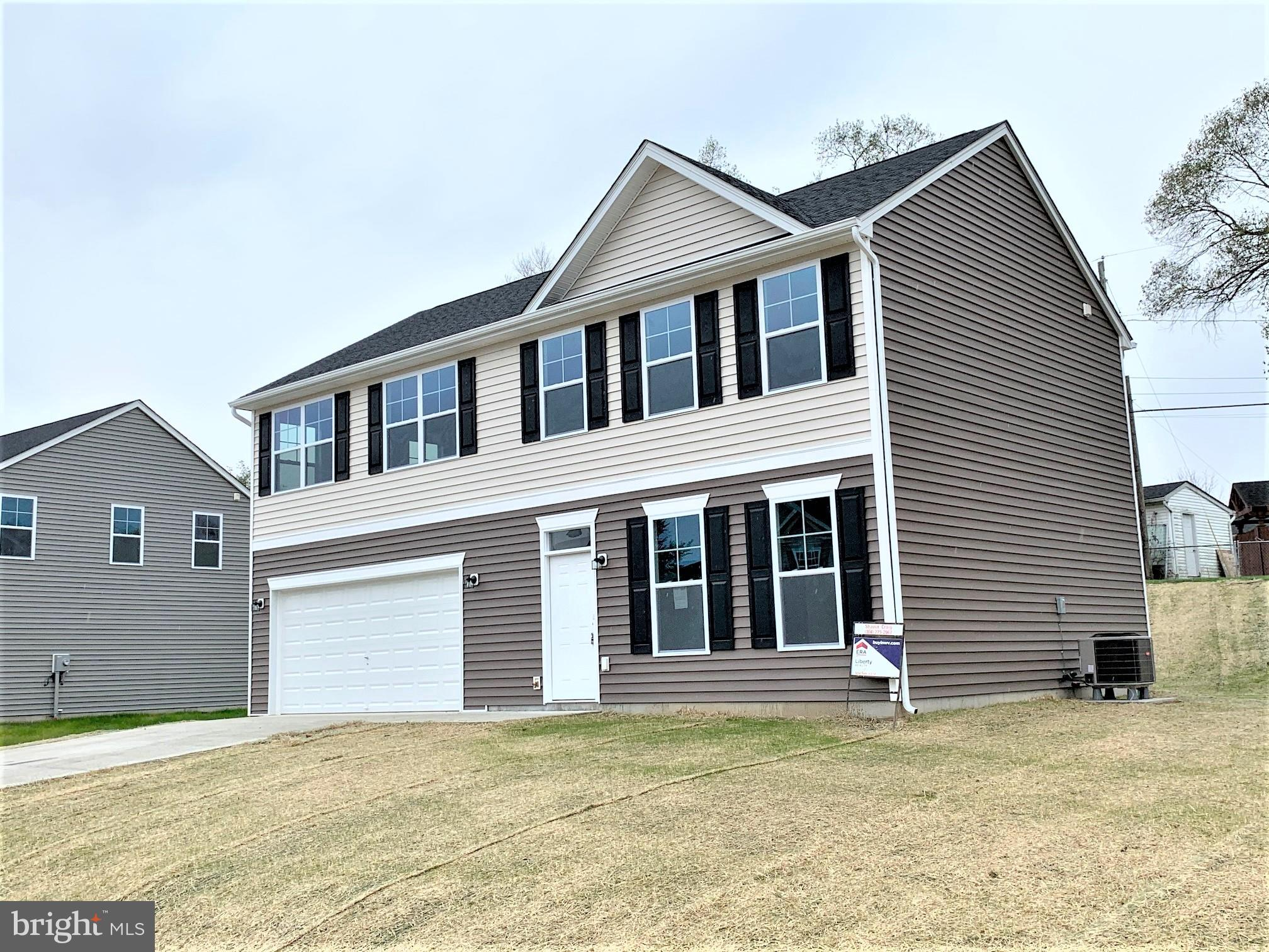 New 2000+ sqft 4 bedroom Colonial To Be Built in Hedgesville location on corner Lot.  Features inclu