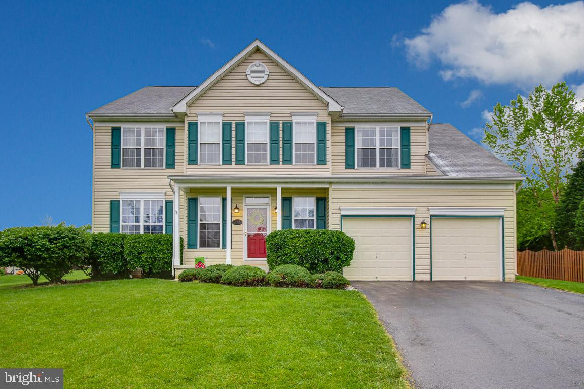 New in CRESTVIEW!  Located on cul-de-sac, rare find with 5 bedrooms upstairs!  Entertain on your deck in huge backyard.  Large lot and unfinished basement waiting for your imagination!  Easy access to downtown Boonsboro, Hagerstown and Frederick.