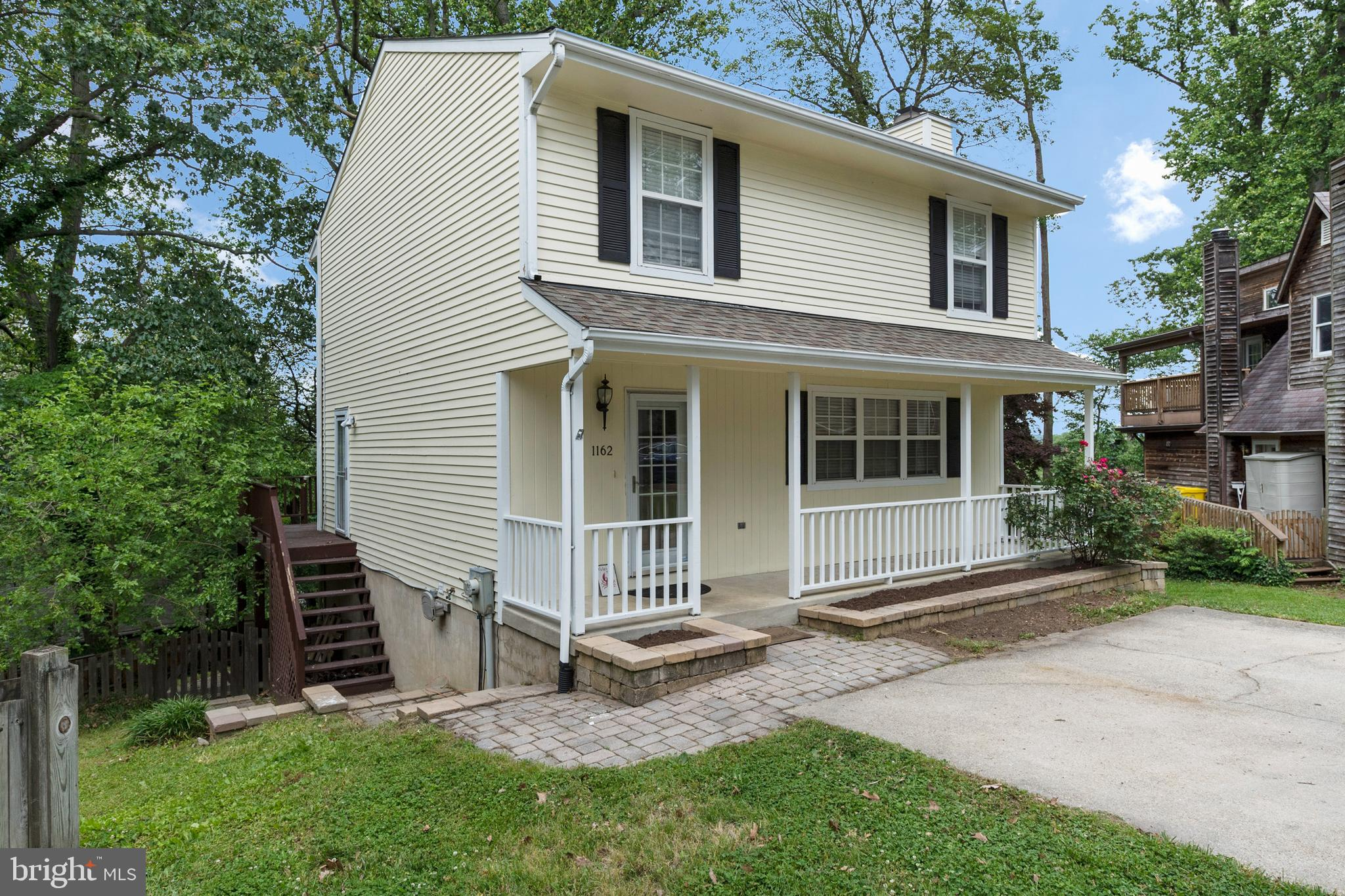 When you purchase this freshly painted, carpeted and updated colonial you aren't just buying a home,