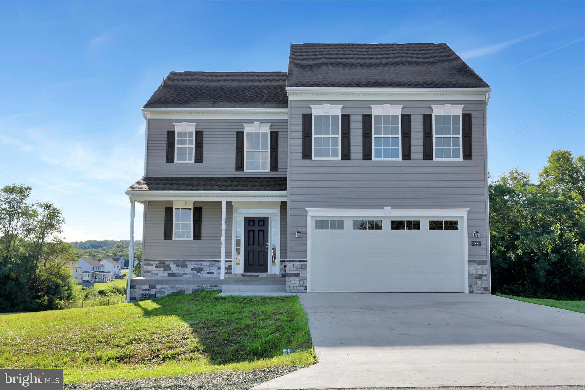***BRAND NEW CONSTRUCTION-Mid June Delivery*** Welcome home to this BRAND NEW, 4 bedroom, 2 full and
