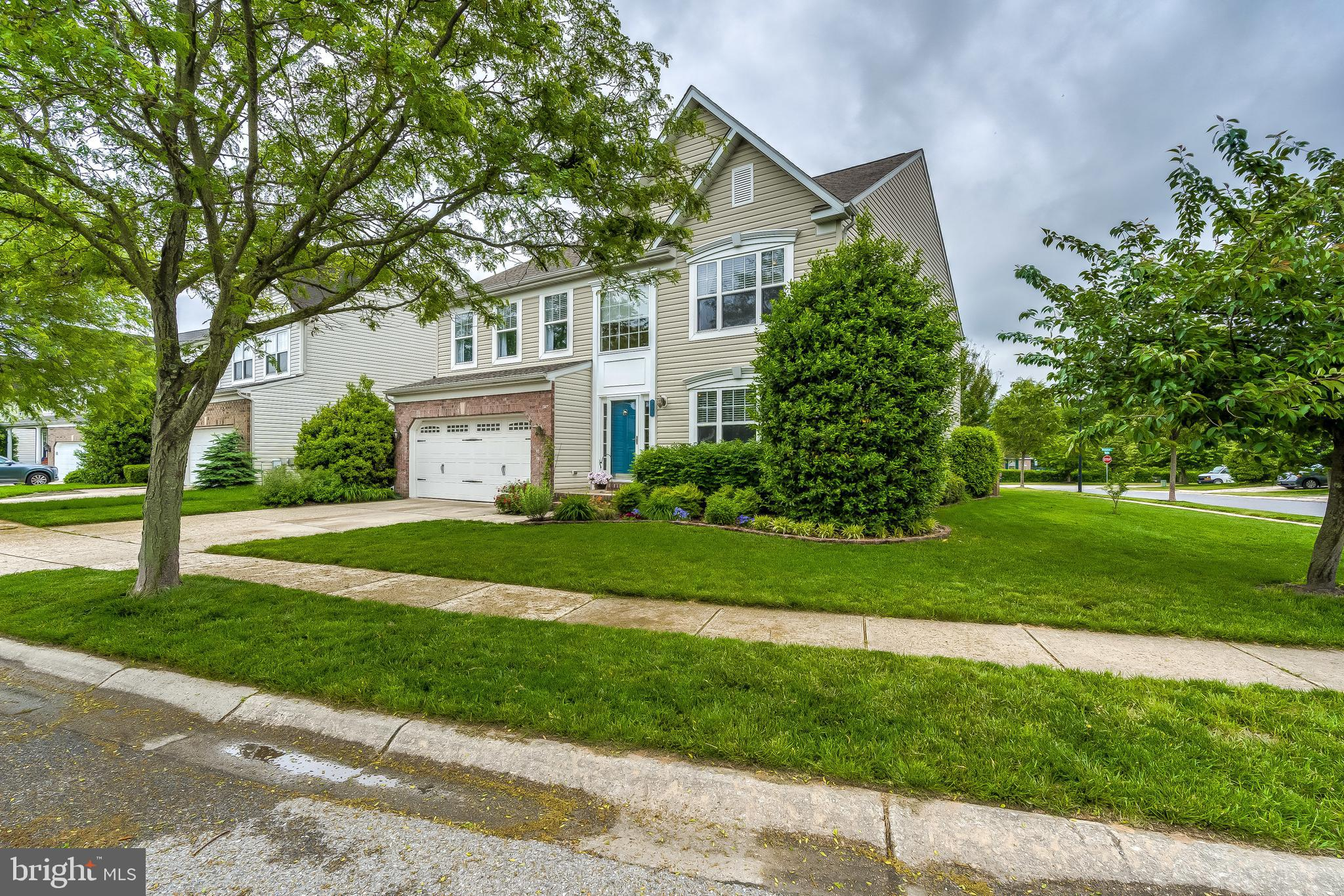 This wonderfully updated home features approximately 4000 finished square feet and sits on a corner