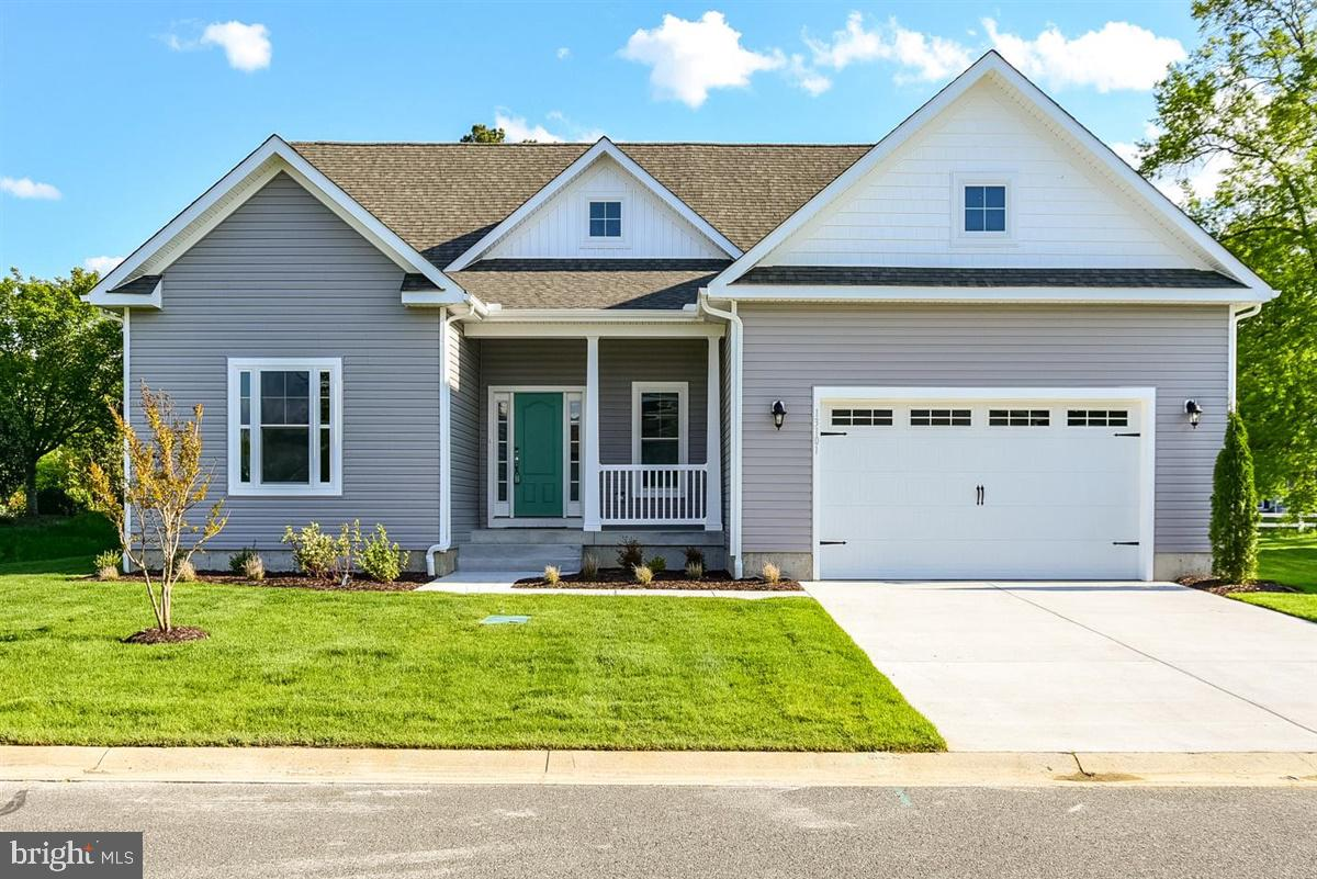 MOVE IN READY! This beautiful coastal style new home offers 4 bedroom with single floor living. whil