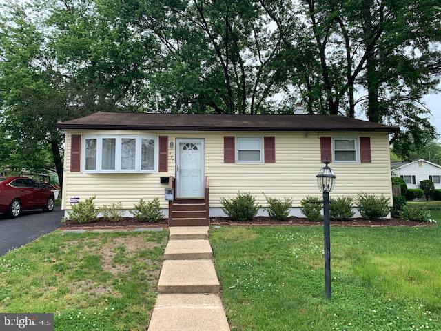 You will love this beautiful Maryland City Rancher!! This is a must see move in ready, 3 bedroom 1.5