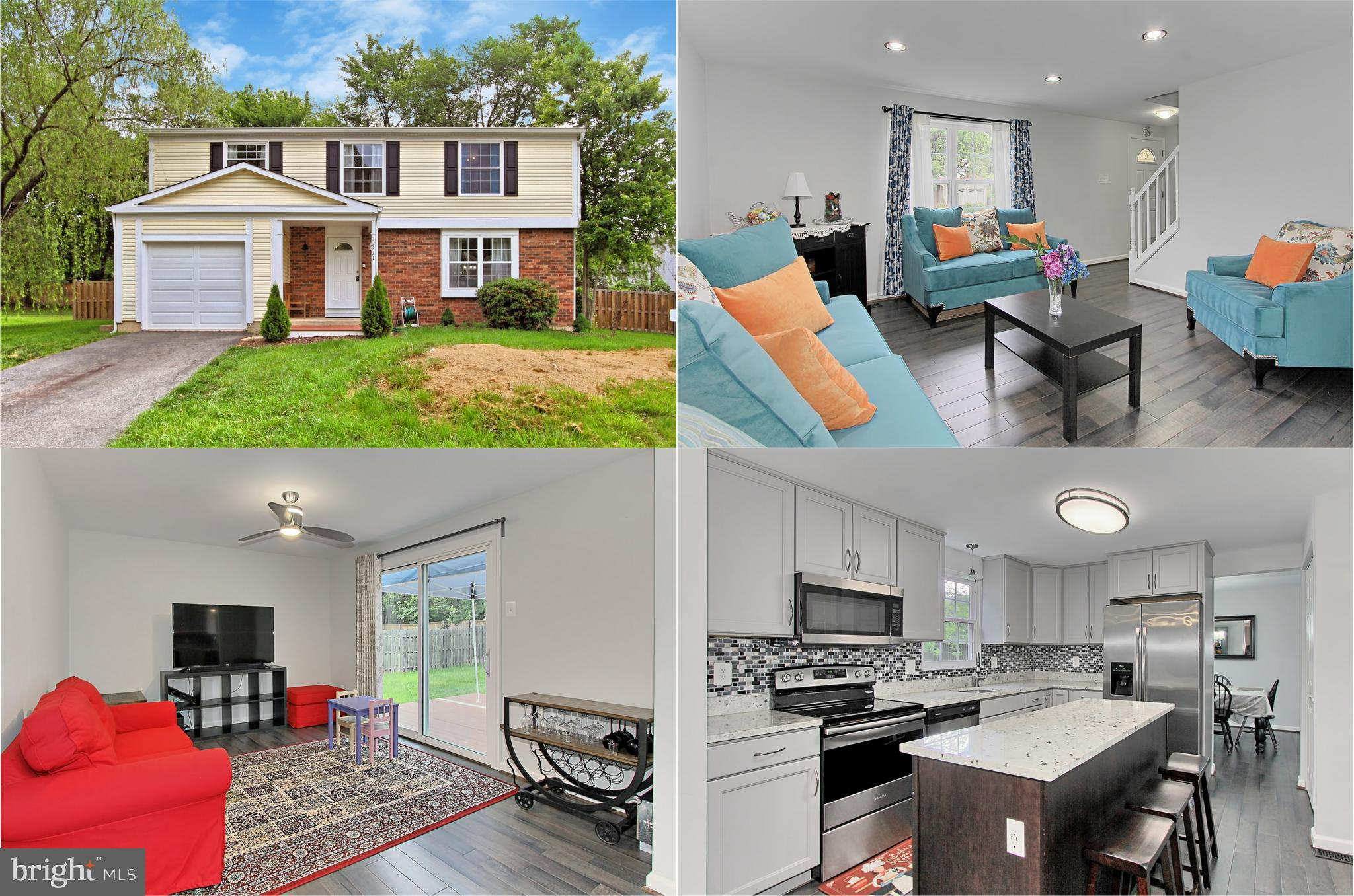 Nestled on a quiet street in the Bonniemill Acres neighborhood, this completely renovated home offer