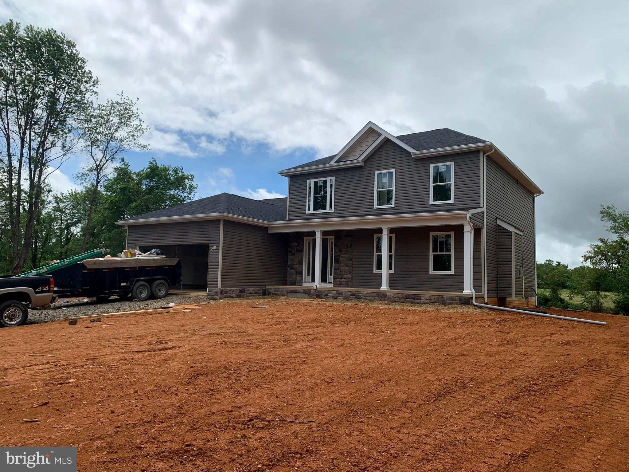 UNDER CONSTRUCTION IN UPSCALE DEVELOPMENT ON A 2 ACRE CUL-DE-SAC LOT.  COMPLETION ANTICIPATED MID JU