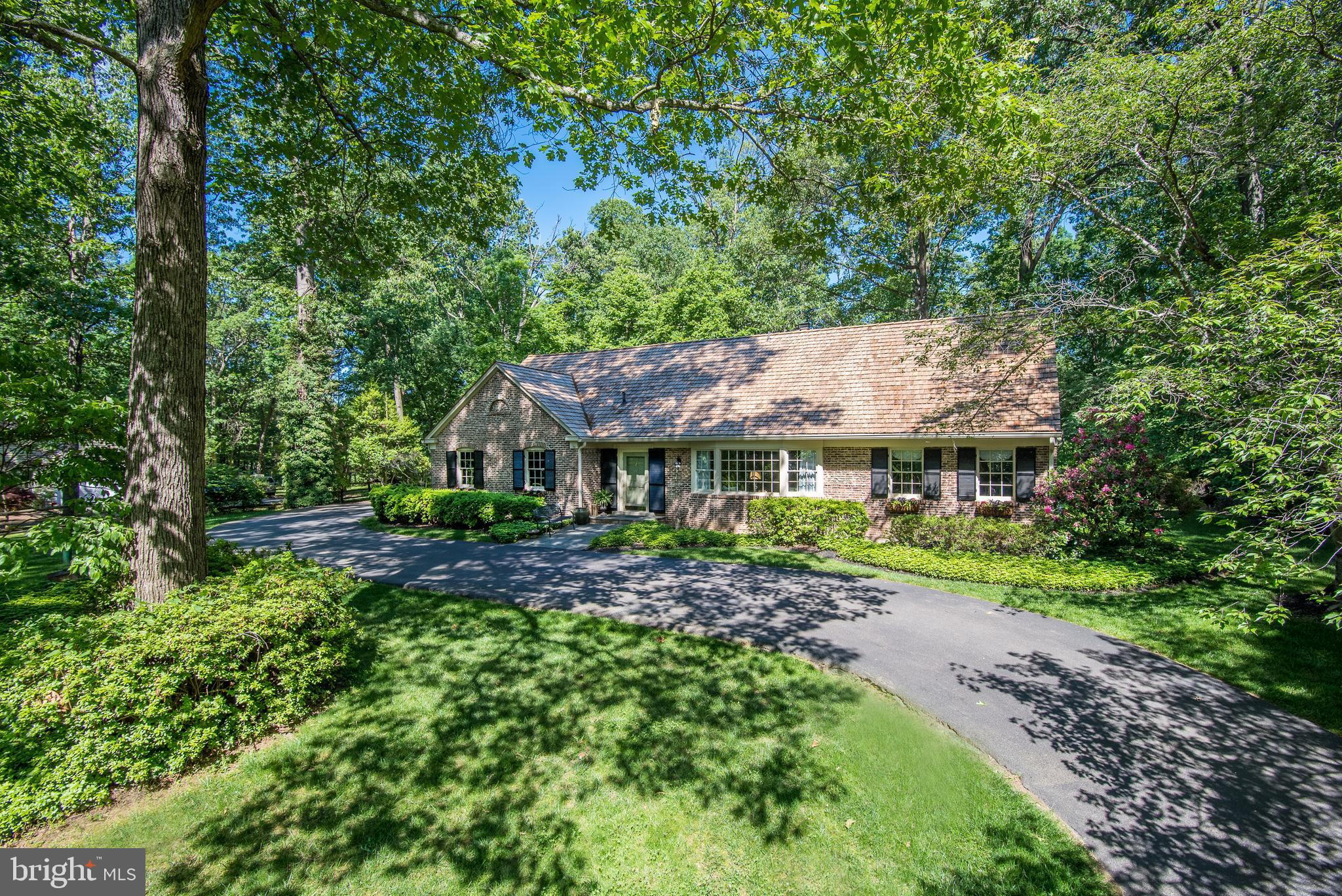 Welcome to this Distinctive WC & AN Miller Built 4 Bedroom, 3.5 Bath Home, nestled on a tree-lined 2