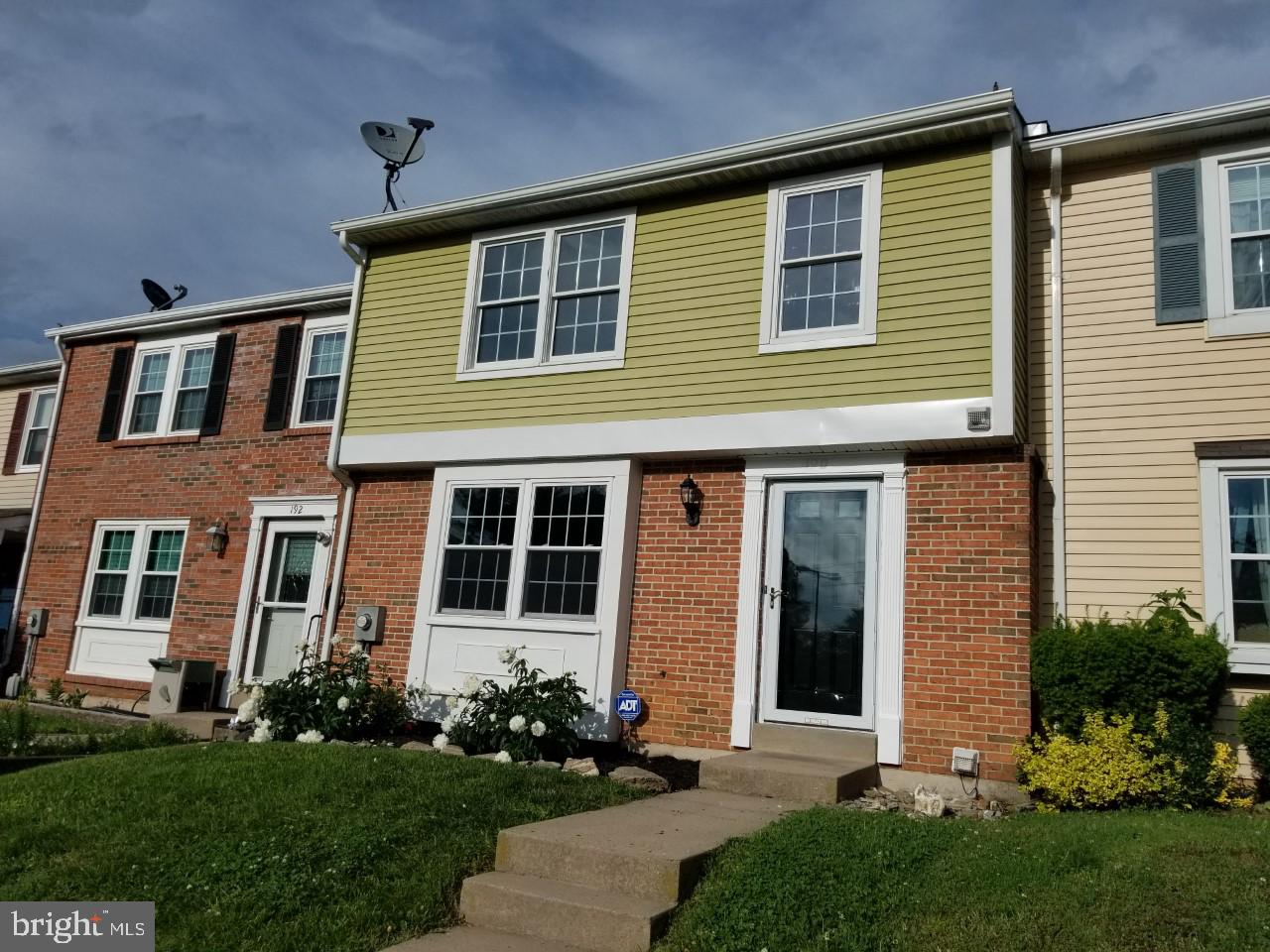 Enjoy this freshly upgraded home.  Largest floor plan, Potomac model, has 1364 square feet.  3 bedro