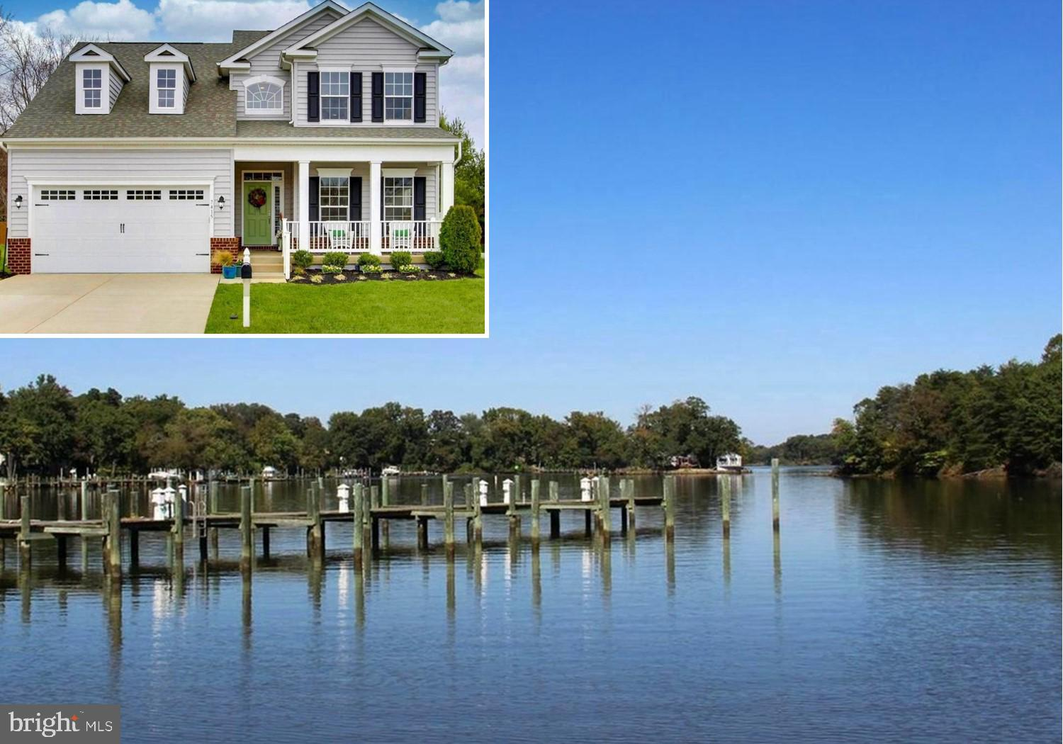 Beautiful water privileged home in amazing gated Active Senior Living Community, Osprey Landing! Wel