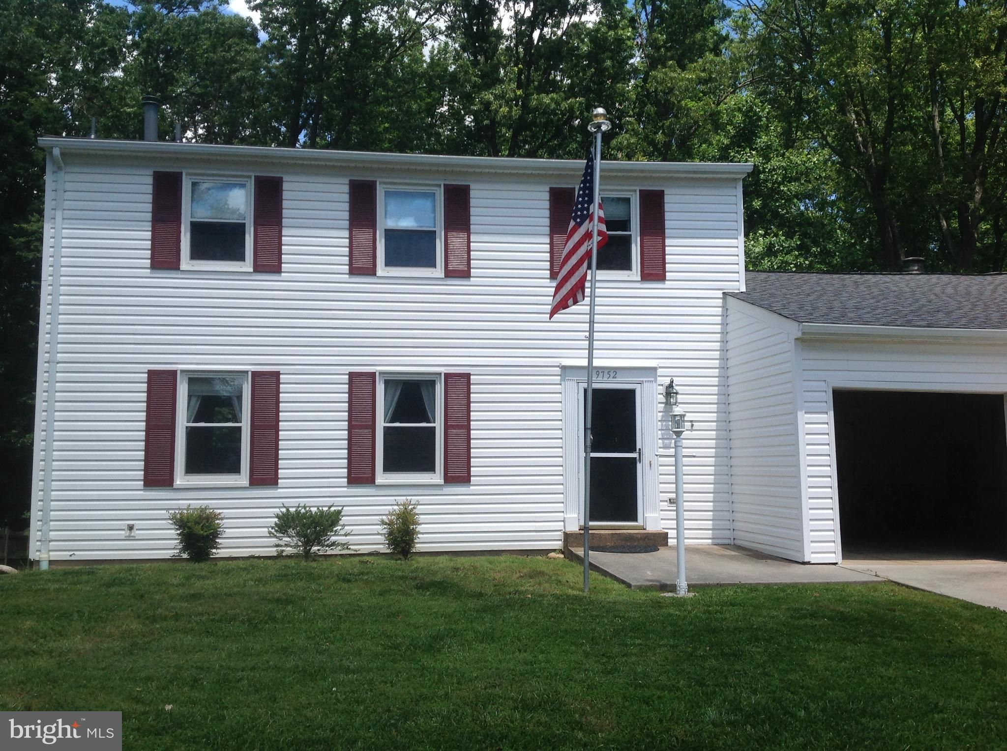 This one will not last long! In the beautiful subdivision of Cherry Run, this updated Single Family