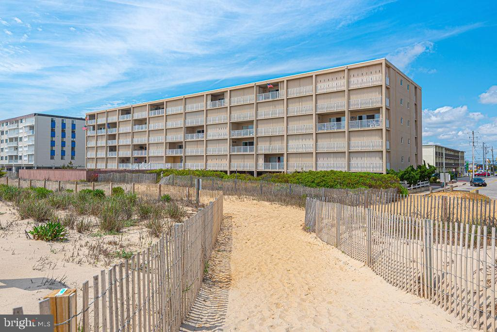 Here it is... the rare opportunity to own a direct Oceanfront unit in one of Ocean City's most sough