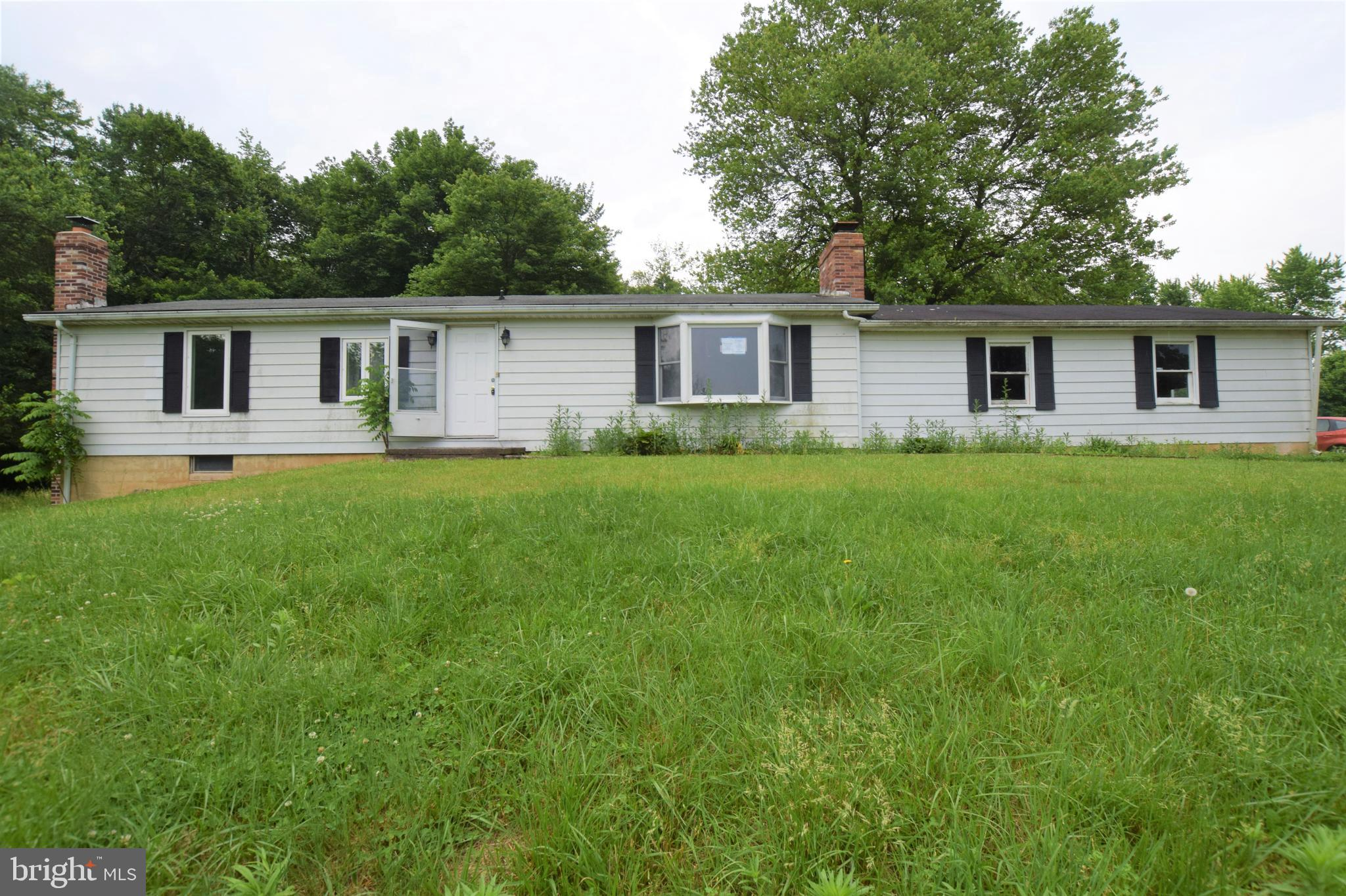 Welcome to Country living but minutes to downtown Westmister ! This Rancher sits on 2.39 acres. Open
