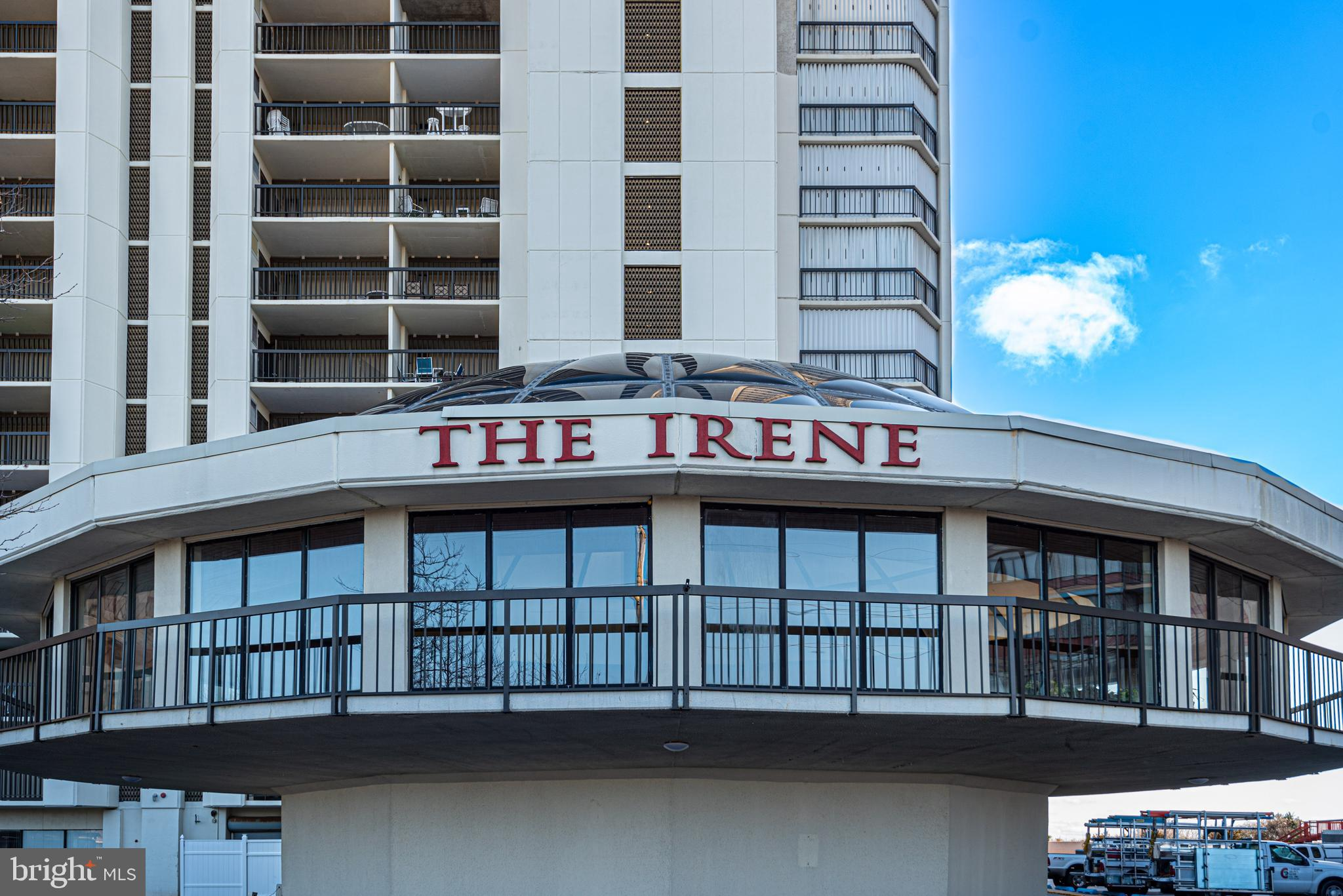 Lovely ocean front condominium two bedroom two bath to enjoy Ocean City MD.   Great amenities to inc