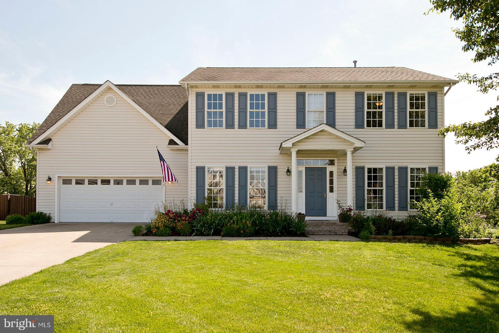 Gorgeous 4 bed, 4 bath, 3-level Colonial w/ 2,300+ sqft, 2-car garage & LOADED w/ upgrades including