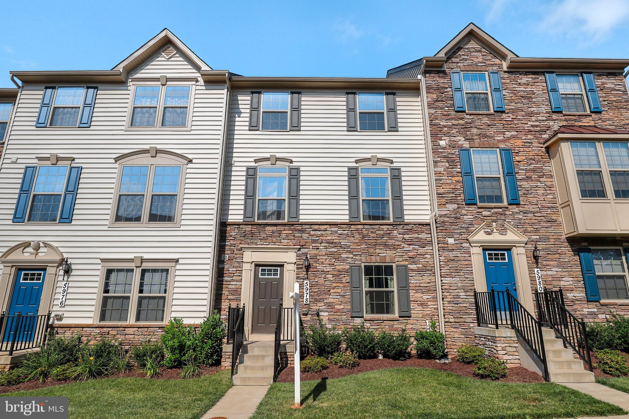 Welcome to this sun-drenched better-than-brand-new home in desirable Jefferson Place! This home is s