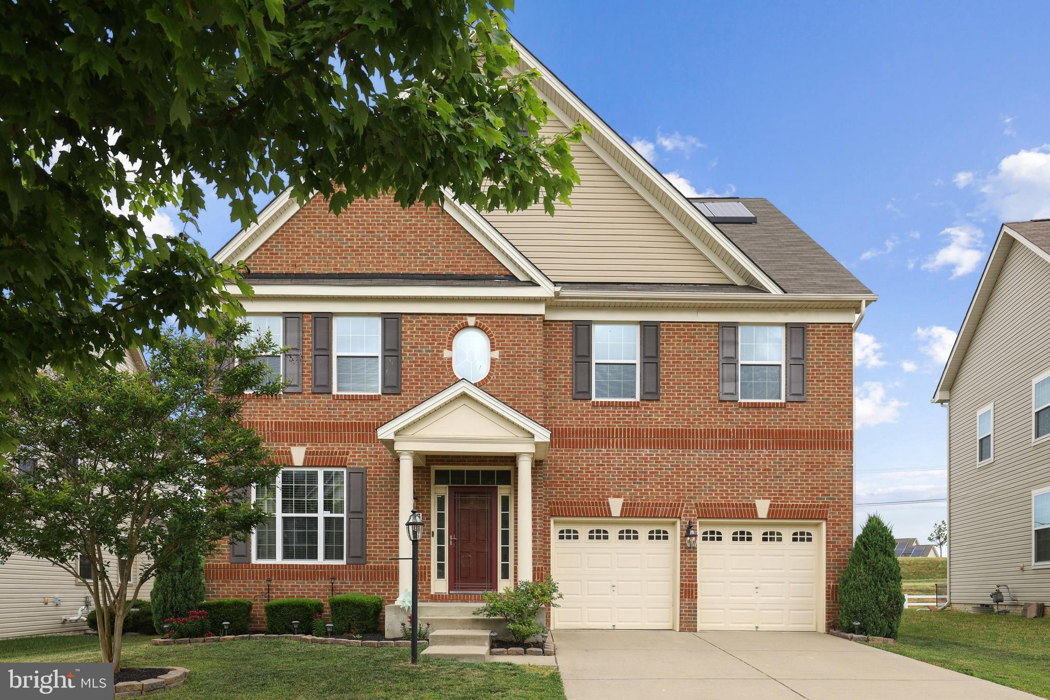 ***Back on the market due to buyer's financing*** Fall in love with this stunning colonial with over