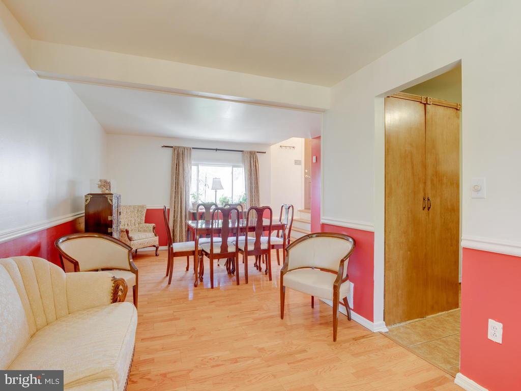 Welcome Home, this 3 bedroom 1.5 bath  split level homes .  Features included in this lovely home in