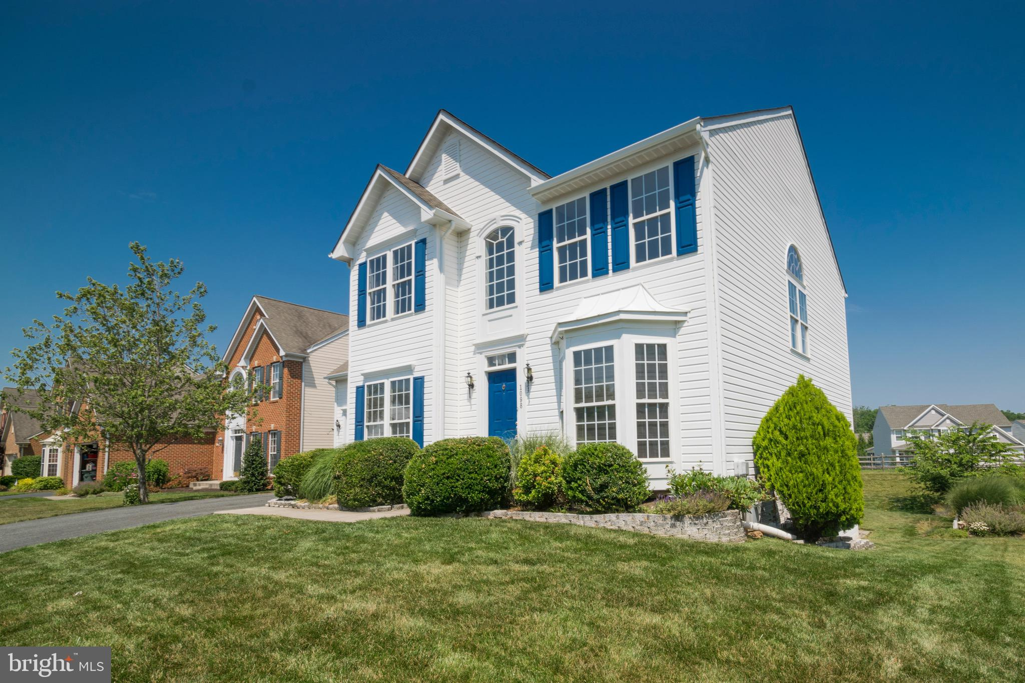 Beautiful colonial in Village Green with In-Law suite may be what you're looking for. The first floo