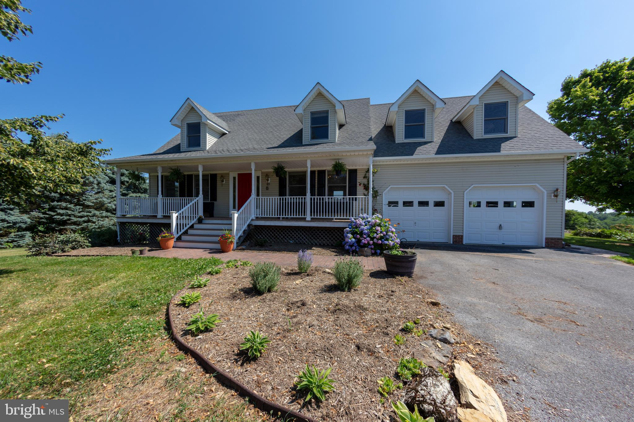 BEAUTIFUL VIEWS AND PRIVATE! You Will Not Find Another Property Like This One! Large Cape Cod, with
