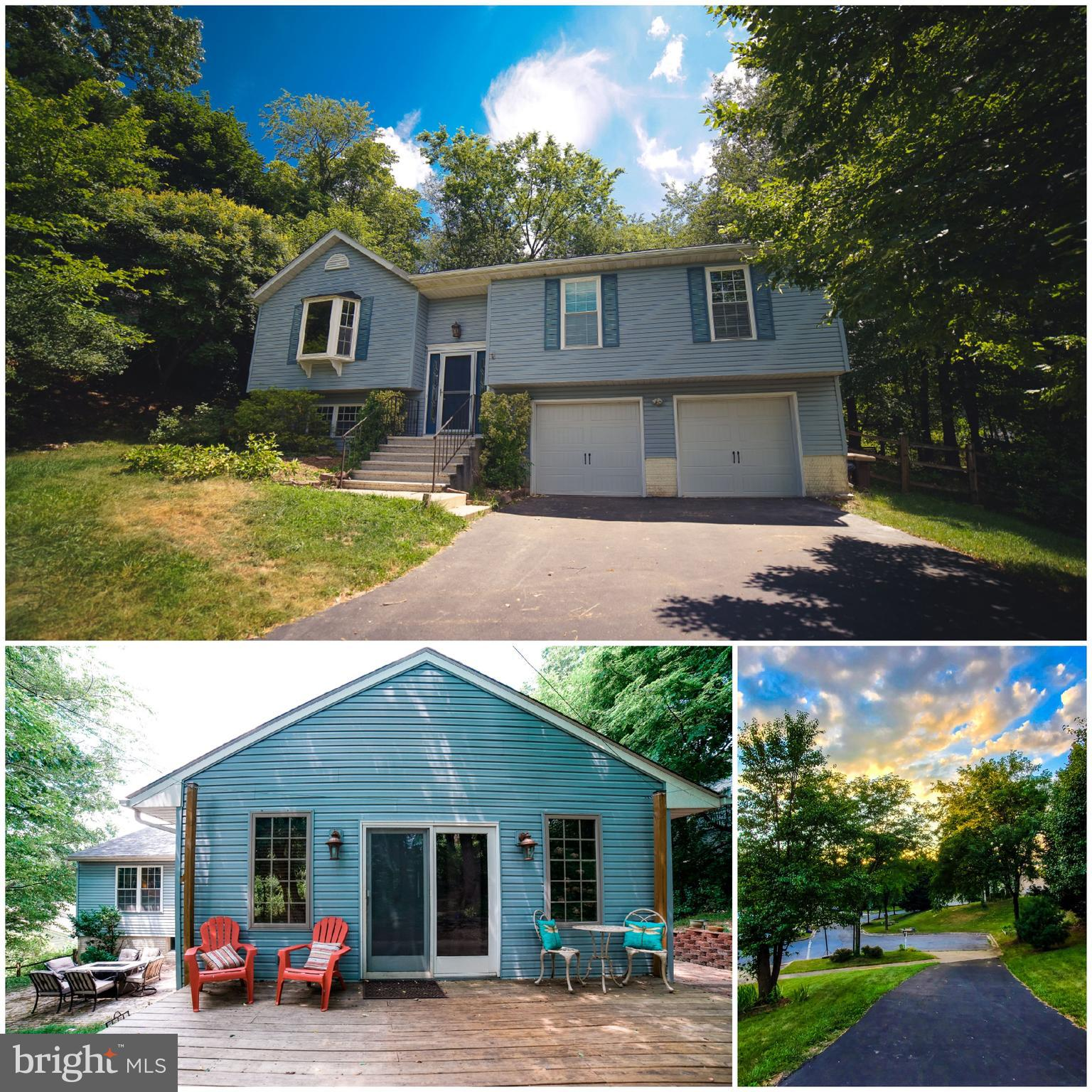 Seclusion, Relaxation, Privacy, Comfort; Those are some of the features that 614 Cedarbrook Ct has i