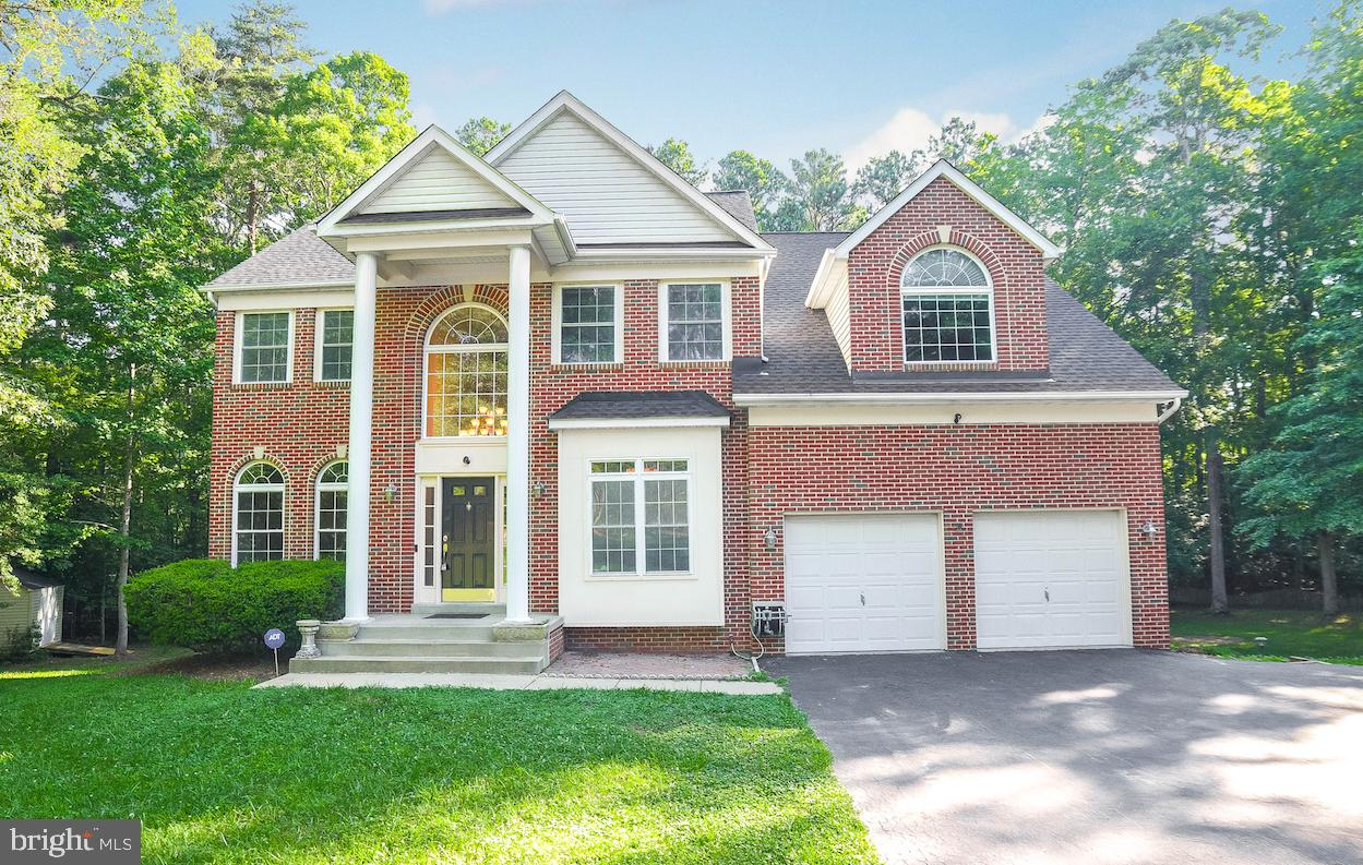 Check out this Beautiful 5 bedroom, 3.5 bath, brick colonial in the sought after Chestnut Hills Neig