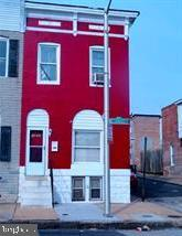 Great investment opportunity on this end of group rowhome. Includes 3 beds, 1 bath and an unfinished basement and a fenced yard. Brand new roof with a 20 year warranty.  Currently tenant occupied. Convenient to transportation, major routes, and the Blacks in Wax Museum. Add to your portfolio!! Buyer to verify ground rent...Seller preferred title co Golden Trust Title & Escrow