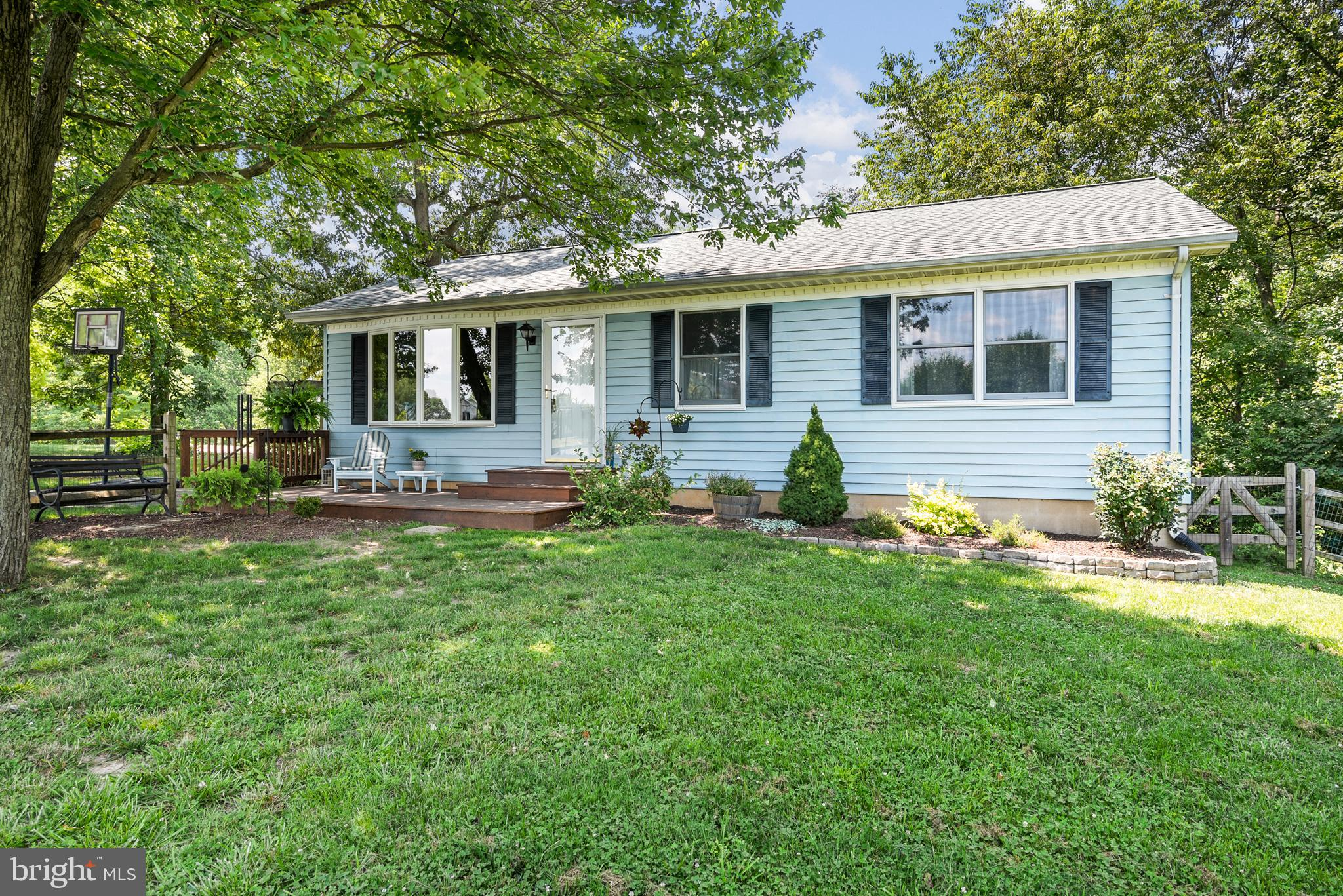 Adorable totally move-in ready Rancher in the community of Arundel.  This fabulous home has been tot