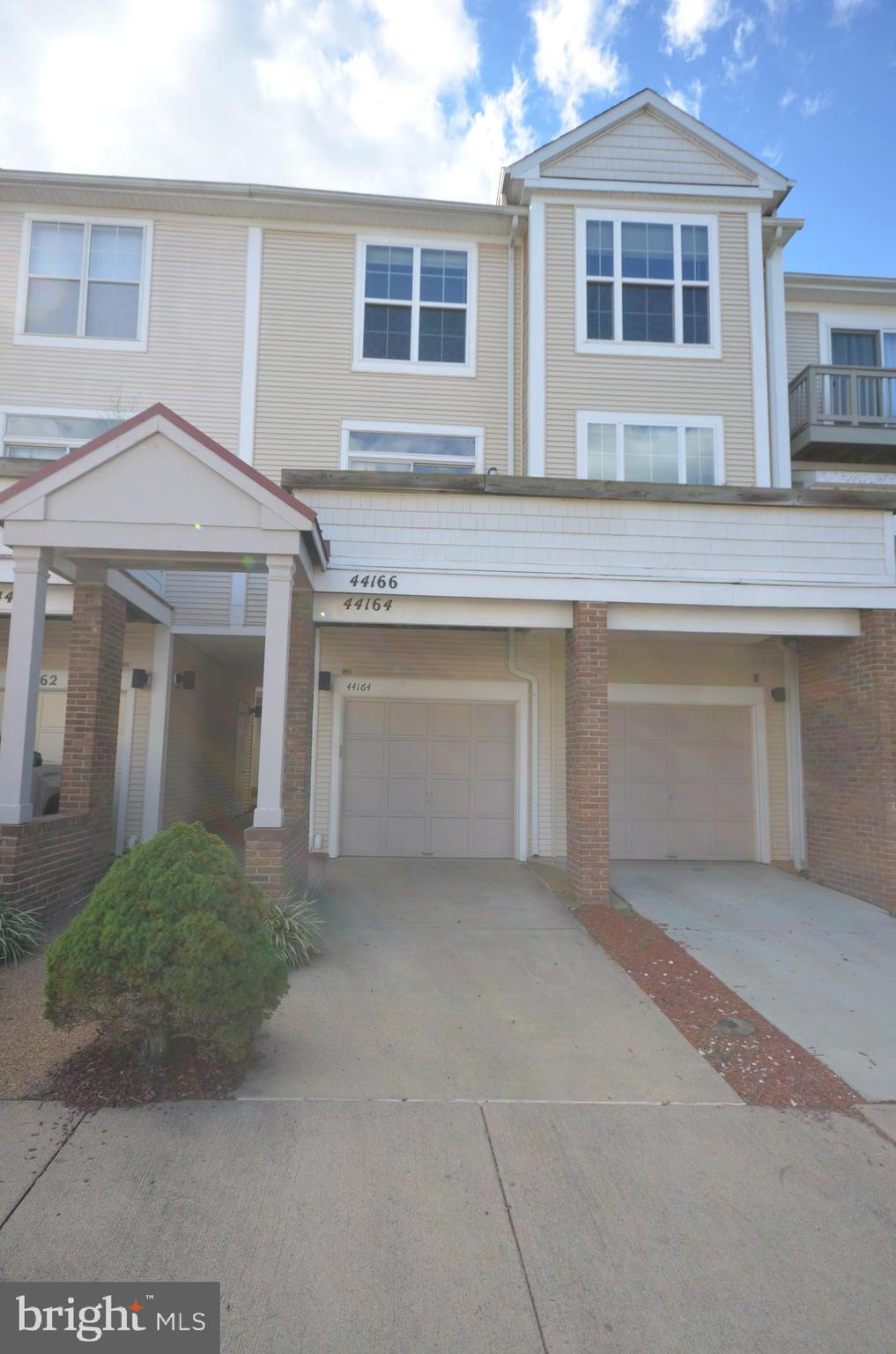 Townhome (not a condo) in the heart of Ashburn Village. 3 bedrooms, 2.5 baths. Great location, acros