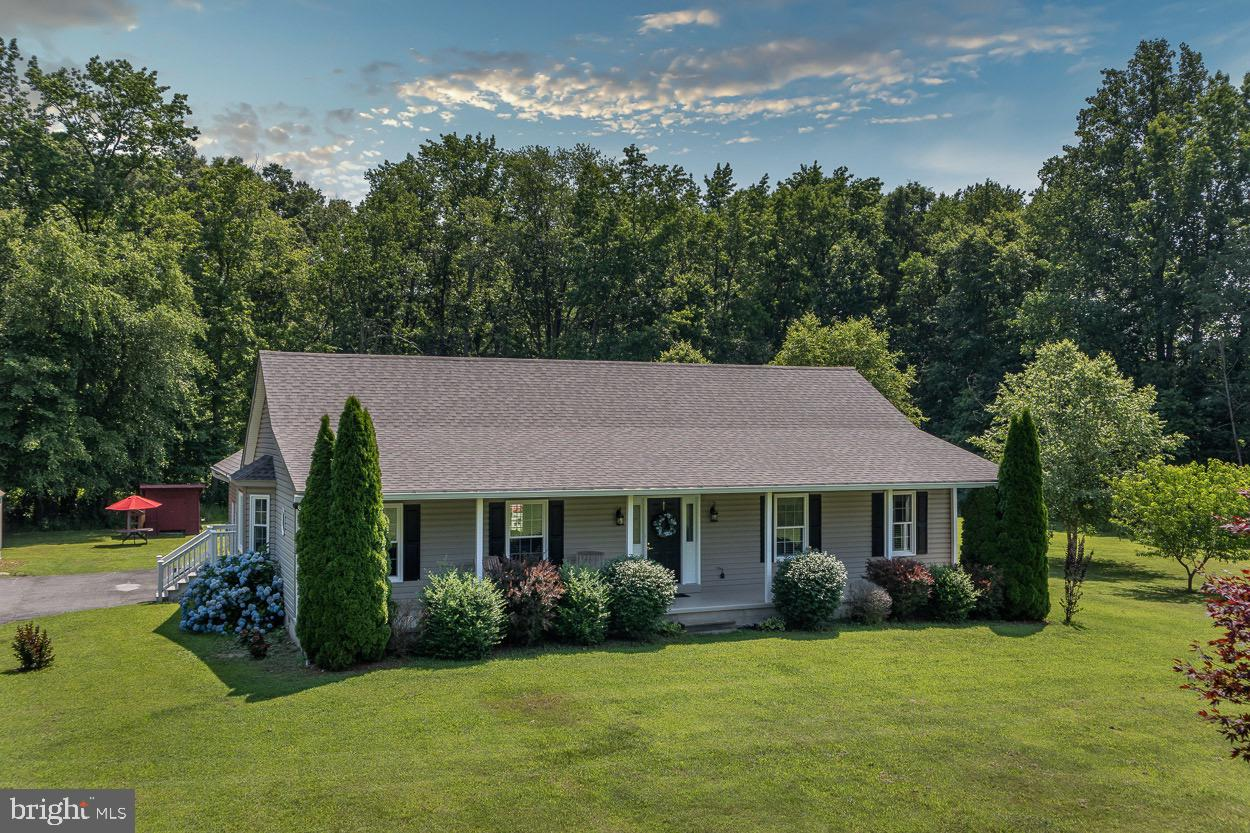 Spectacular Remodeled Jewel on 5 Acres has arrived in Sudlersville!  Country Charm meets Contemporar