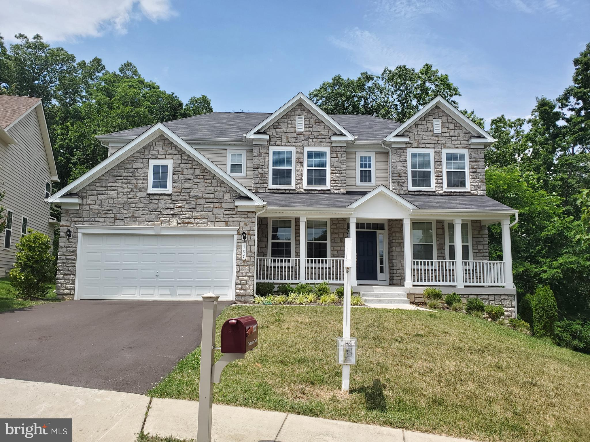 This beautiful home offers casual sophisticated living in Winchester with over 5300 sq ft. Welcome a