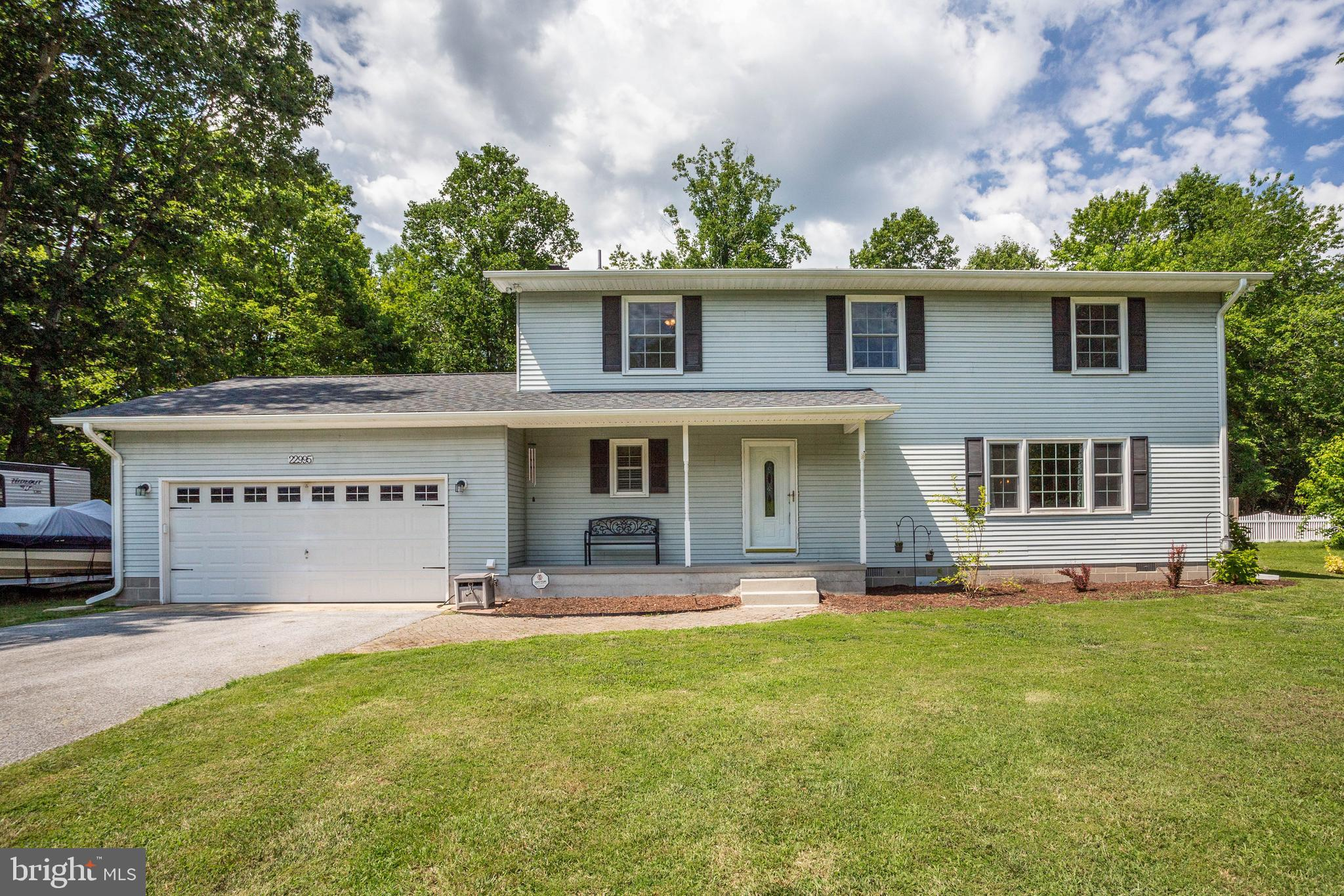 PENDING RELEASE**This one has it all!  4 Bedroom colonial features fully fenced back yard, patio, sh