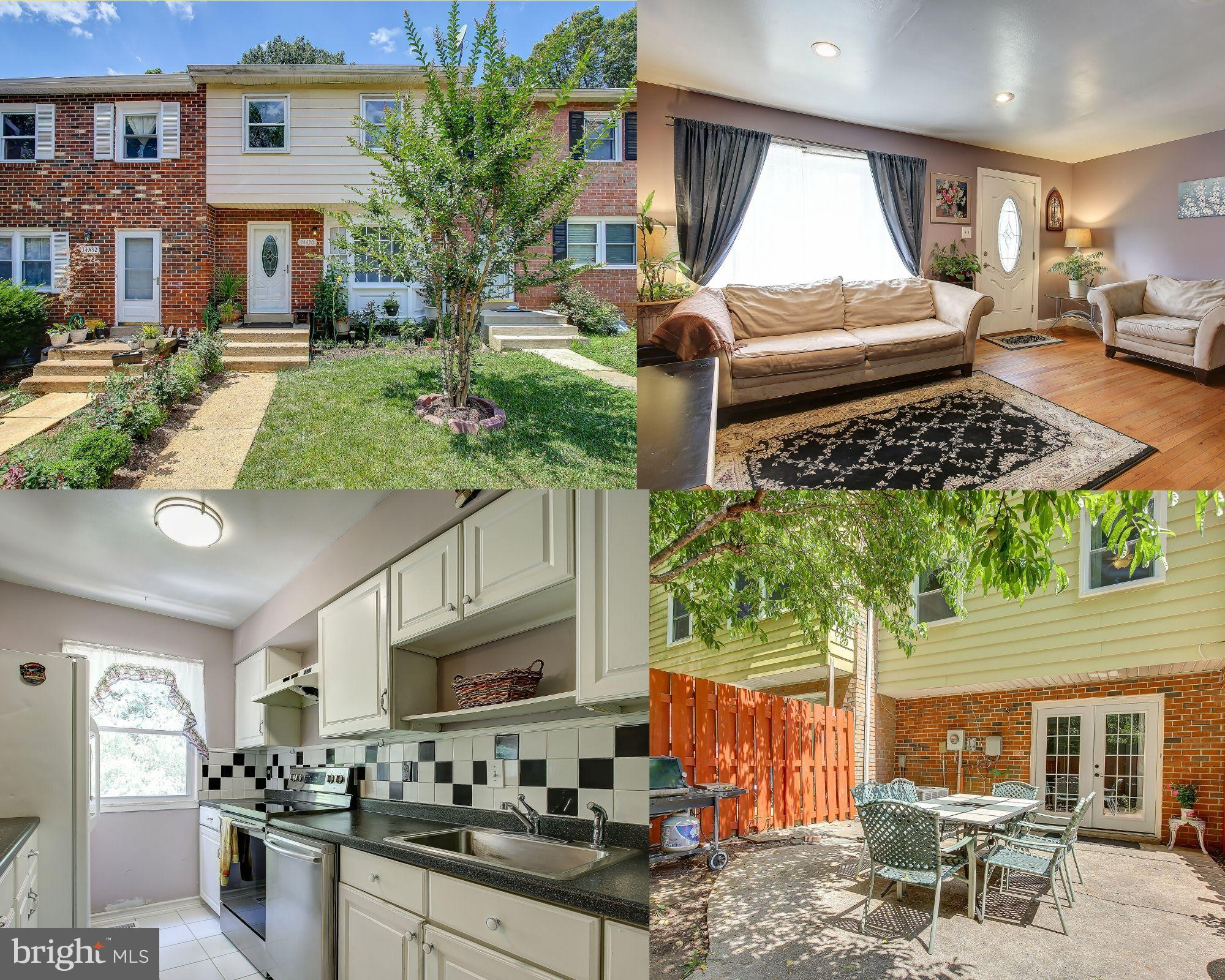 Lovely 3 level townhouse awaits your personal touches to make it yours! Conveniently and centrally