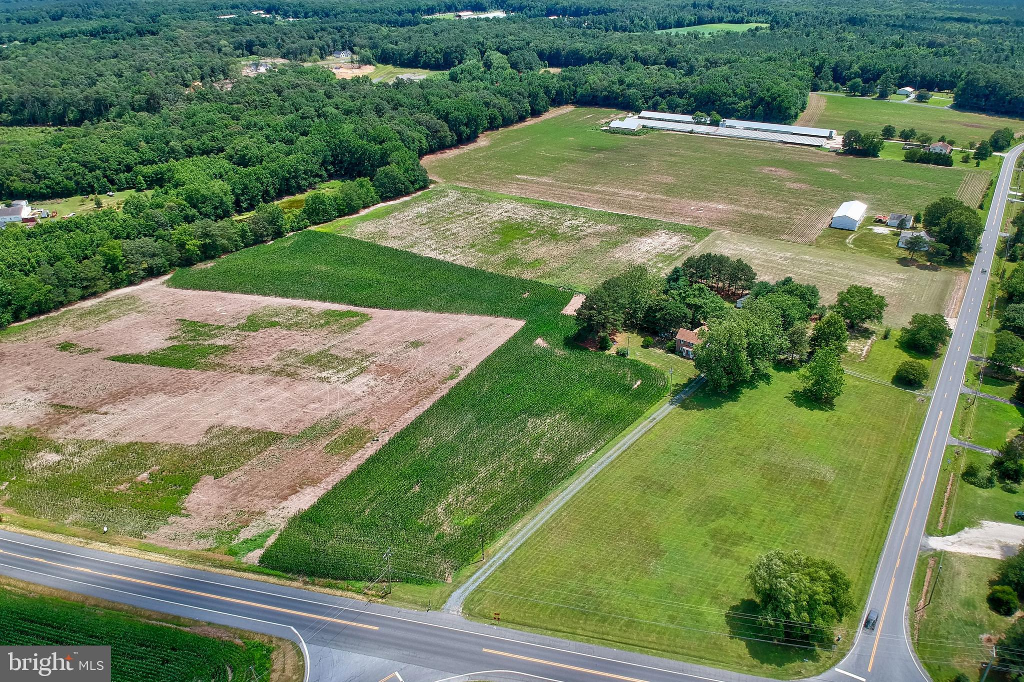 This  15 acre corner lot holds numerous of possibilities since is in conveniently located minutes fr