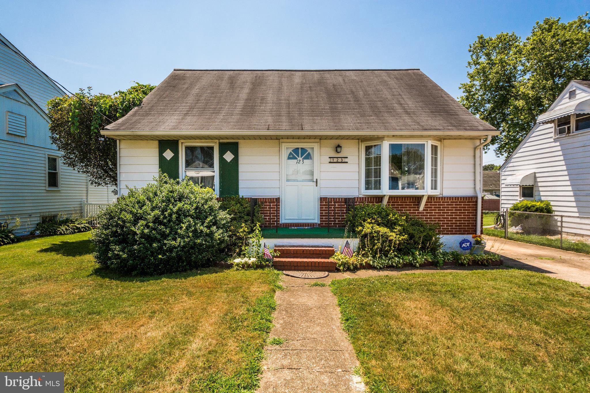 3BR/2.5BA CAPE COD.  WELL MAINTAINED BY THE ORIGINAL OWNERS.  MAIN LEVEL BOASTS  SPACIOUS EAT-IN KITCHEN, SEPARATE DINING ROOM, LIVING ROOM,  BEDROOM, FULL BATHROOM & HARDWOODS.  TONS OF NATURAL LIGHT, CLOSETS &  STORAGE THROUGHOUT.  2 BEDROOMS & FULL BATH ON UPPER LEVEL. YOU WILL LOVE THE LARGE FAMILY ROOM IN LOWER LEVEL (POSSIBLE 4TH BEDROOM),  HALF BATH,  CEDAR CLOSET & SEPERATE LAUNDRY/STORAGE ROOM.  SPEND SUMMER DAYS & EVENINGS HANGING OUT IN REAR FENCED YARD w/LOVELY GREENERY  & 'FUN'  CRAB SHACK (WITH SHED ATTACHED).  CUTE PROPERTY LOADED WITH POSSIBILITIES TO CUSTOMIZE AS DESIRED.  PROPERTY IS A GEM & HAS IT ALL!  MAKE THIS HOME 'YOUR' HOME!!!  CLOSE TO SHOPPING, RESTAURANTS, EASY ACCESS TO 695, 95, 97 & MORE! Call for a Tour Today! Property Sold As-Is.