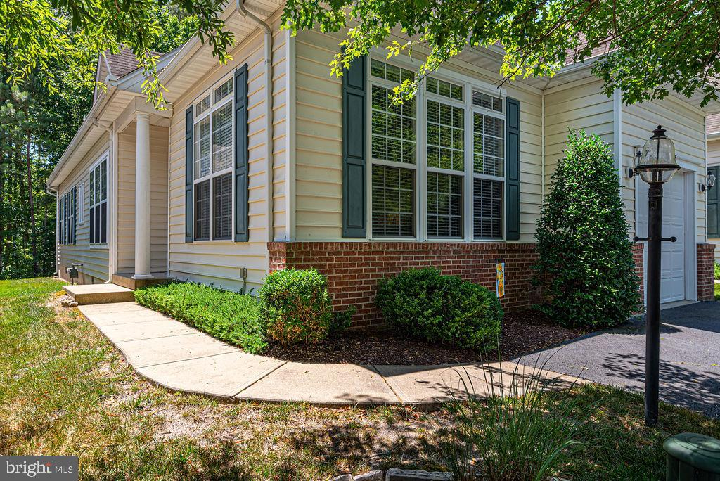 Extraordinary gem of a home in the Premier Plus 55 Community of the Parke of Ocean Pines. This lovel