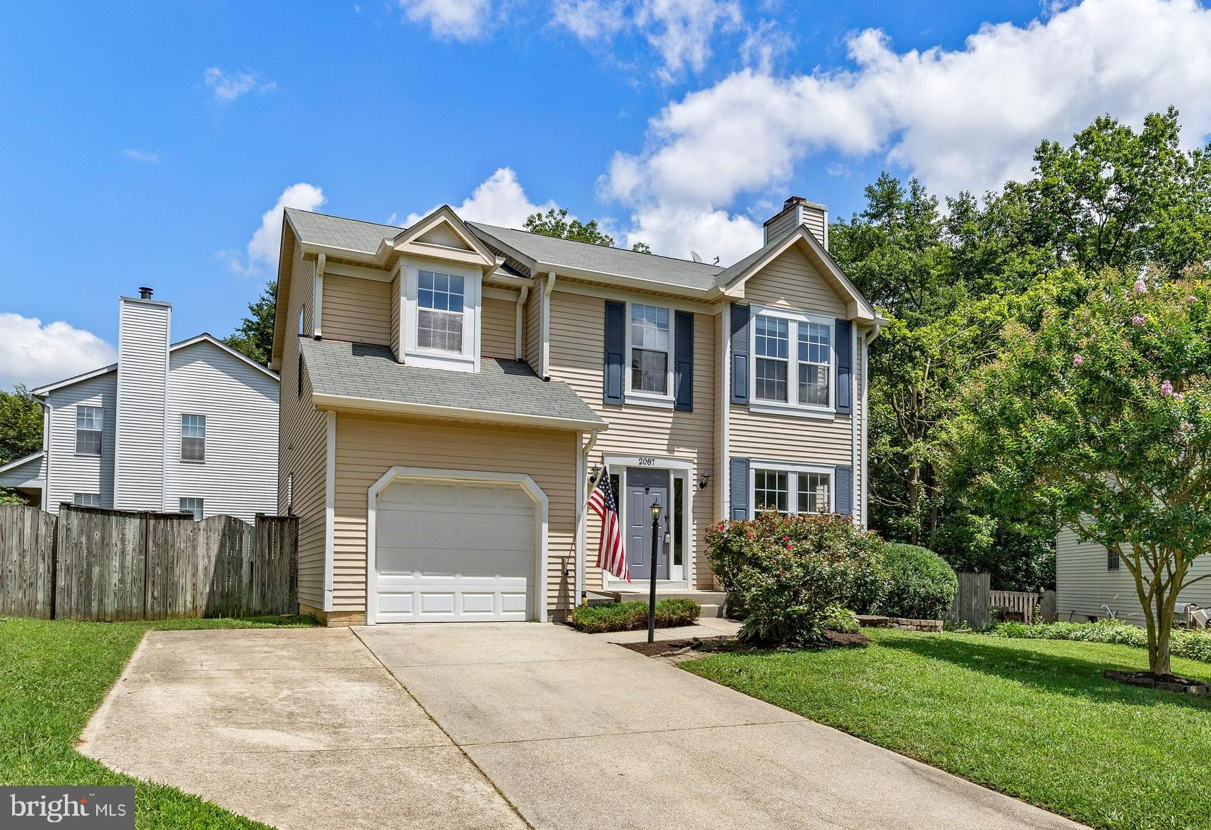 ***OPEN HOUSE Saturday 7/11 and Sunday 7/12 from 12:00-2:00pm***Welcome home to 2087 Lower Court nes