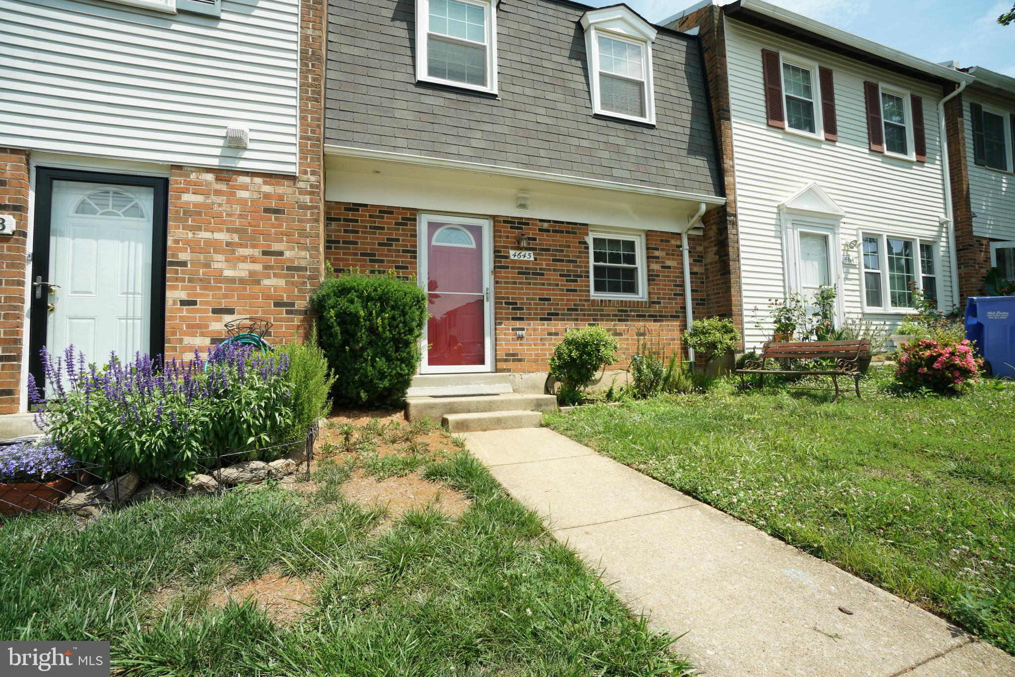 Schedule your showing today and come tour this beautiful updated 2-level townhome in Greenwood Farm.