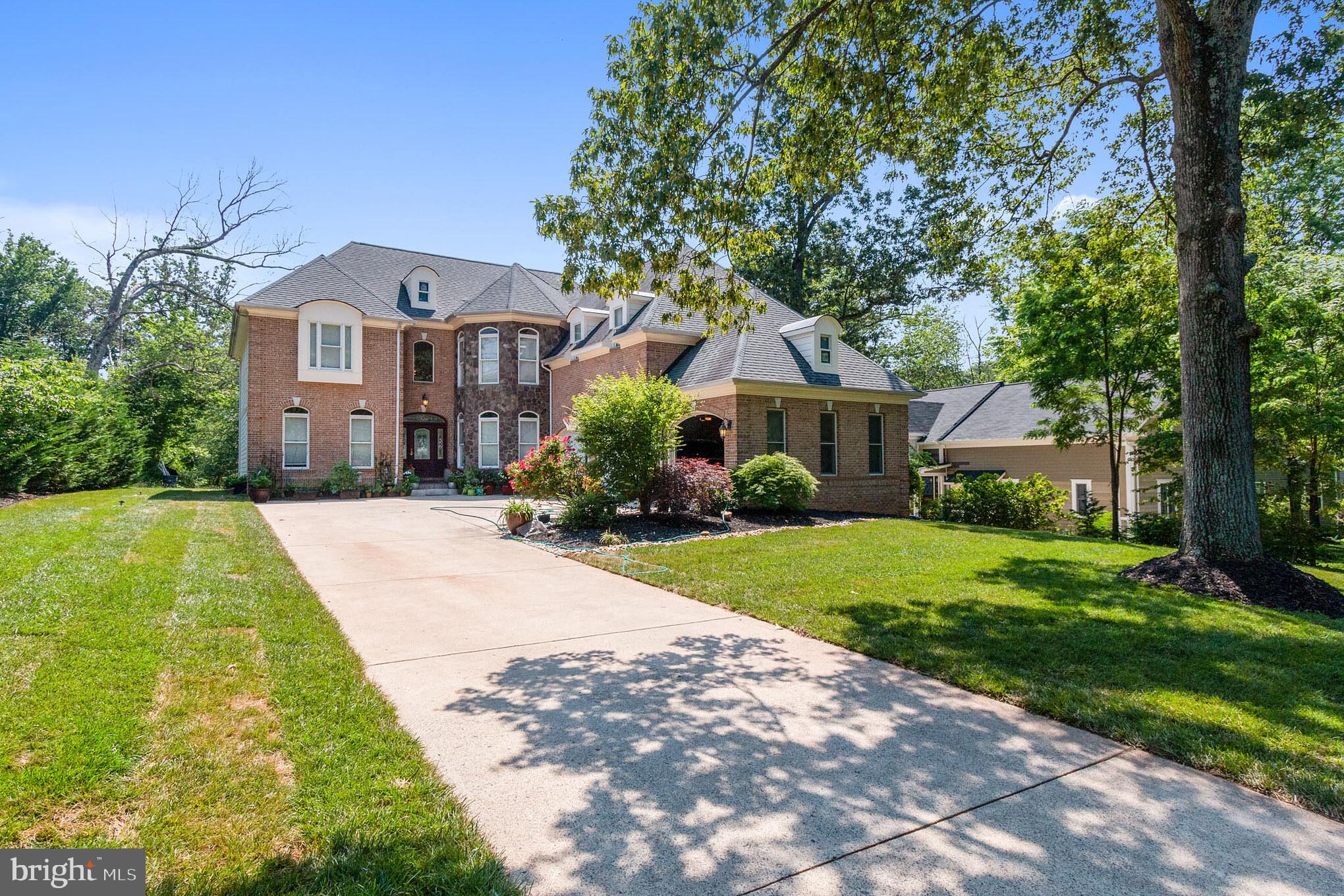 OPEN HOUSE SUNDAY, 6/5 FROM 1-3PM! Custom built 5 Bedroom, 4.5 Bath home, situated on a private 1-ac