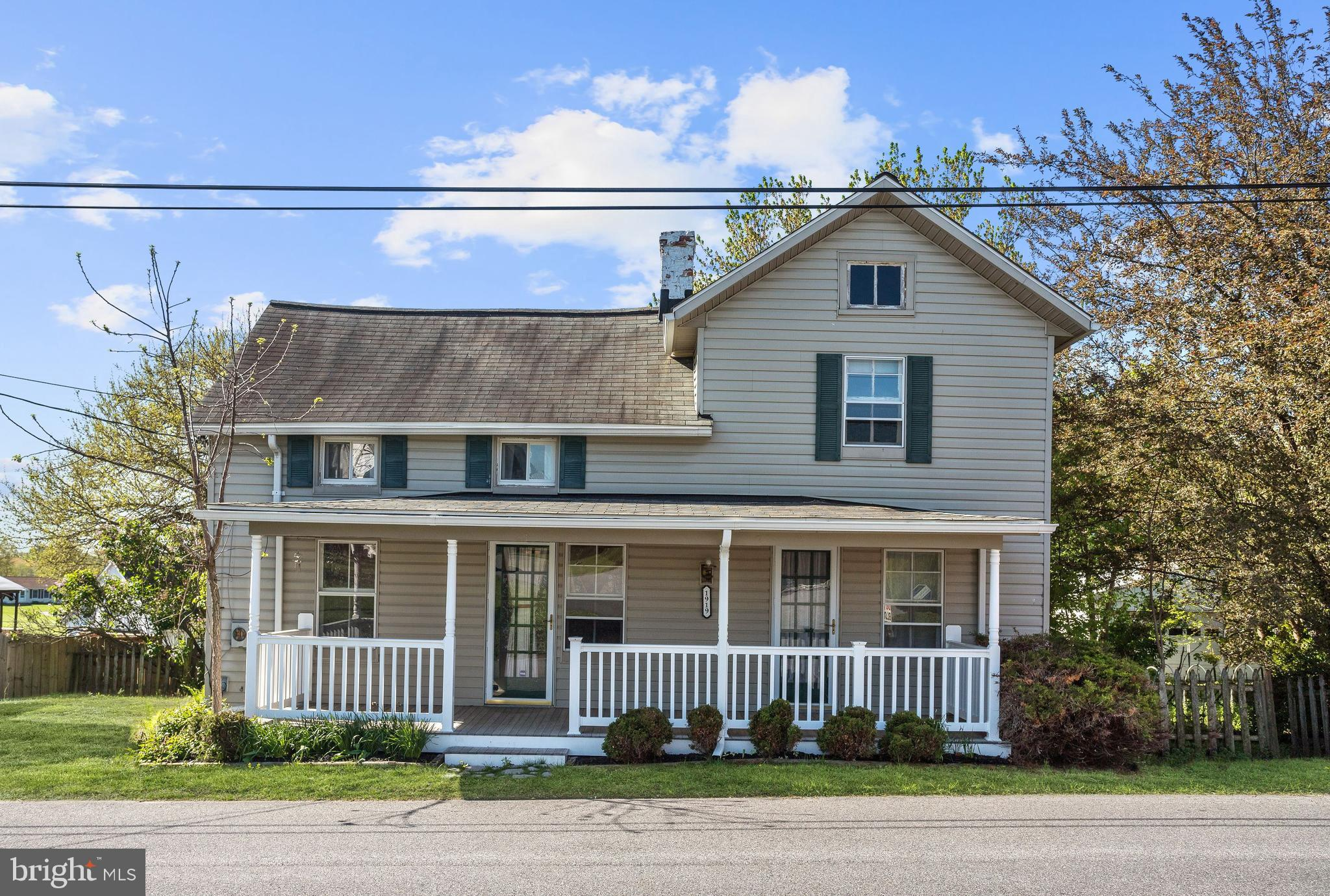 As-Is. Own your own historic Colonial built in 1846 and located near Westminster in the charming tow