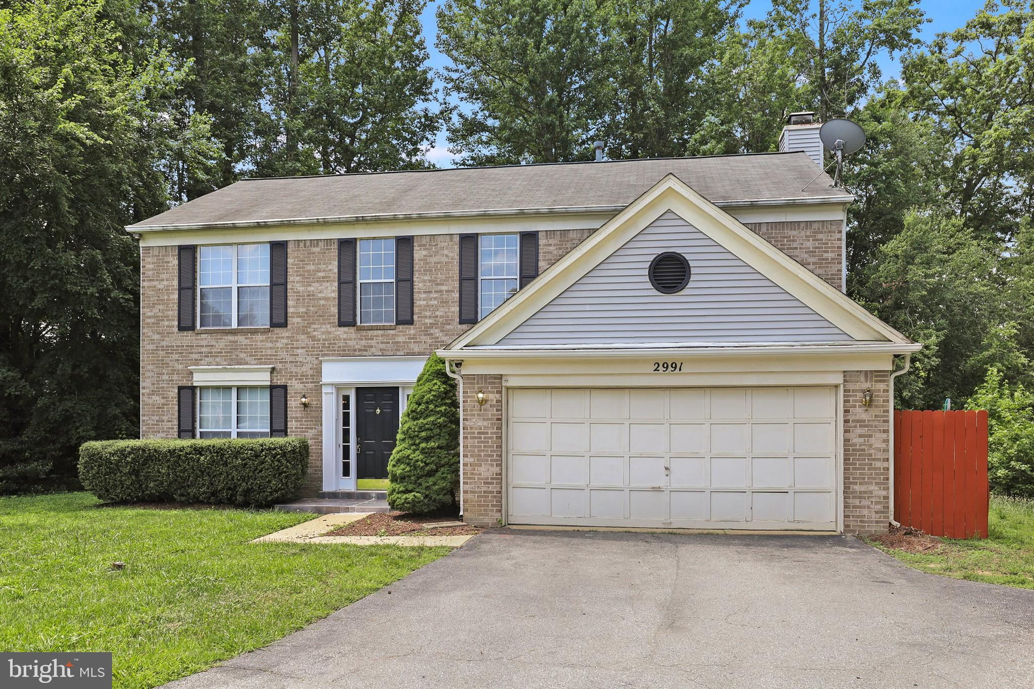Beautiful home tucked into a quiet back lot in Millbrook subdivision. Home Backs to trees. Very nice
