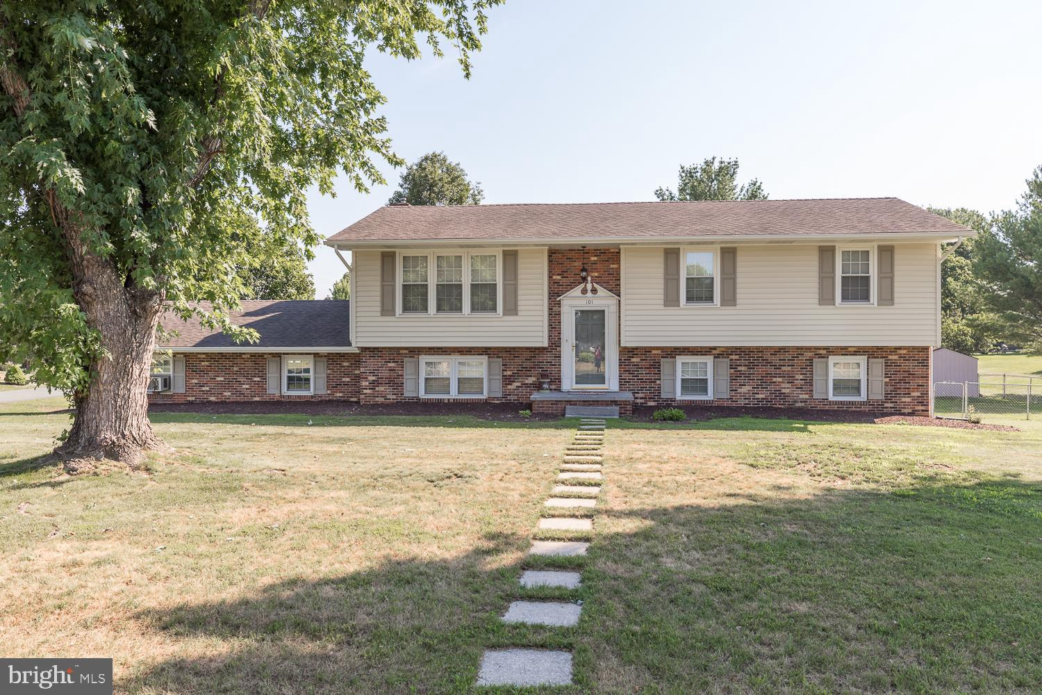 Details and photos Coming Soon - Impeccably maintained home on a 1/2 acre corner level lot  in sough