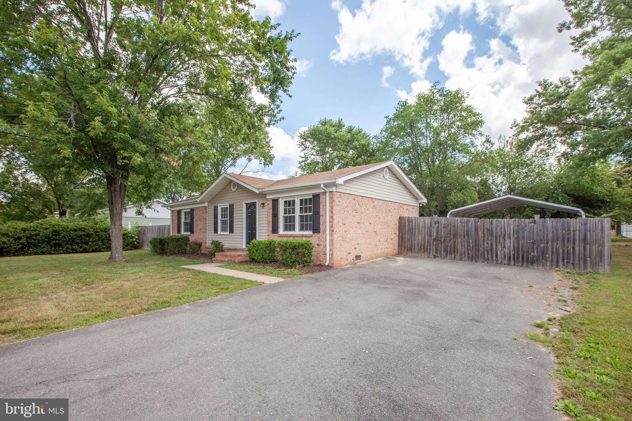 Beautiful rambler in the quiet subdivision of Grafton Village. Recently remodeled and move in ready.