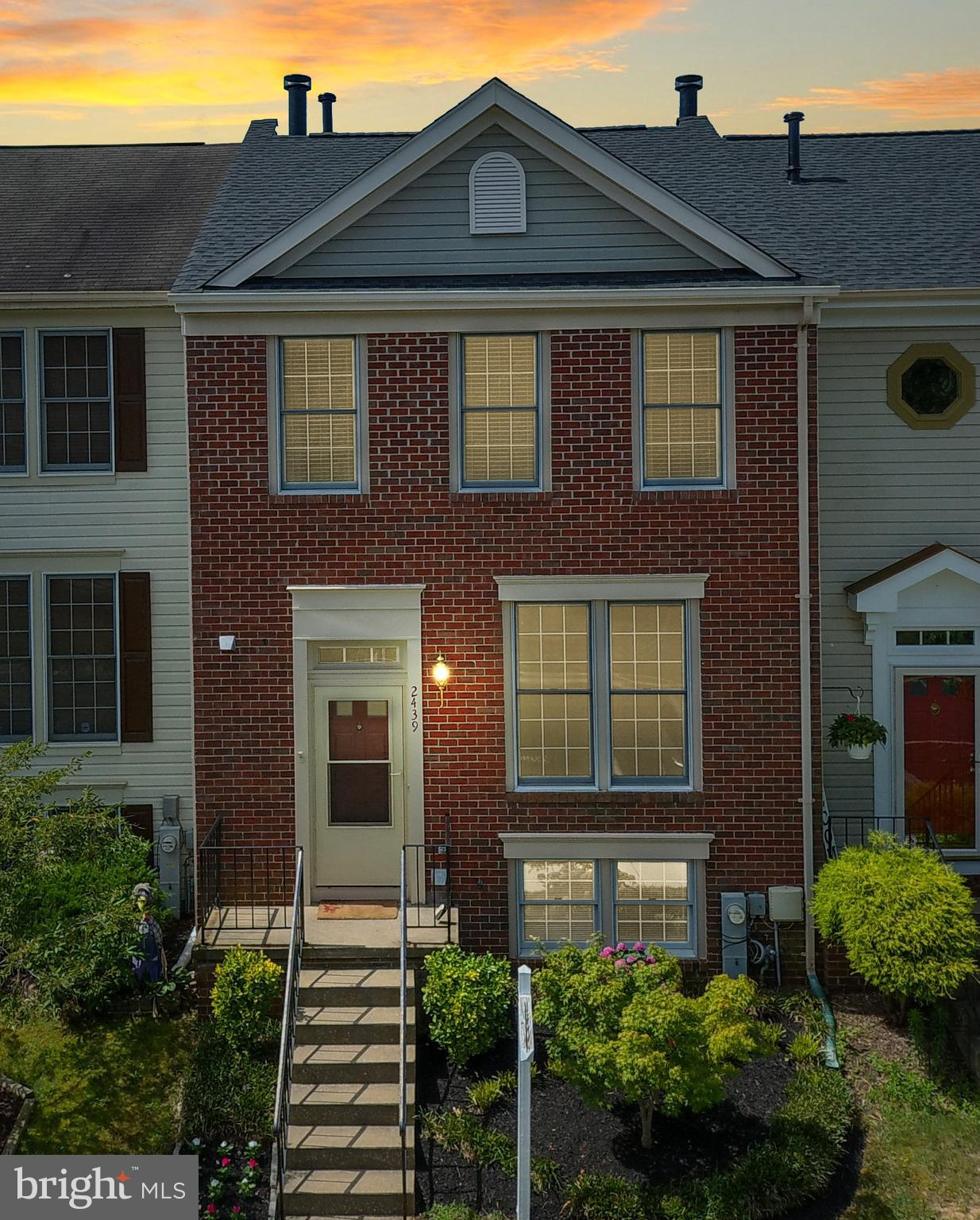 This is a the one you have been waiting for.   This beautiful 4 BR townhouse has been updated throug