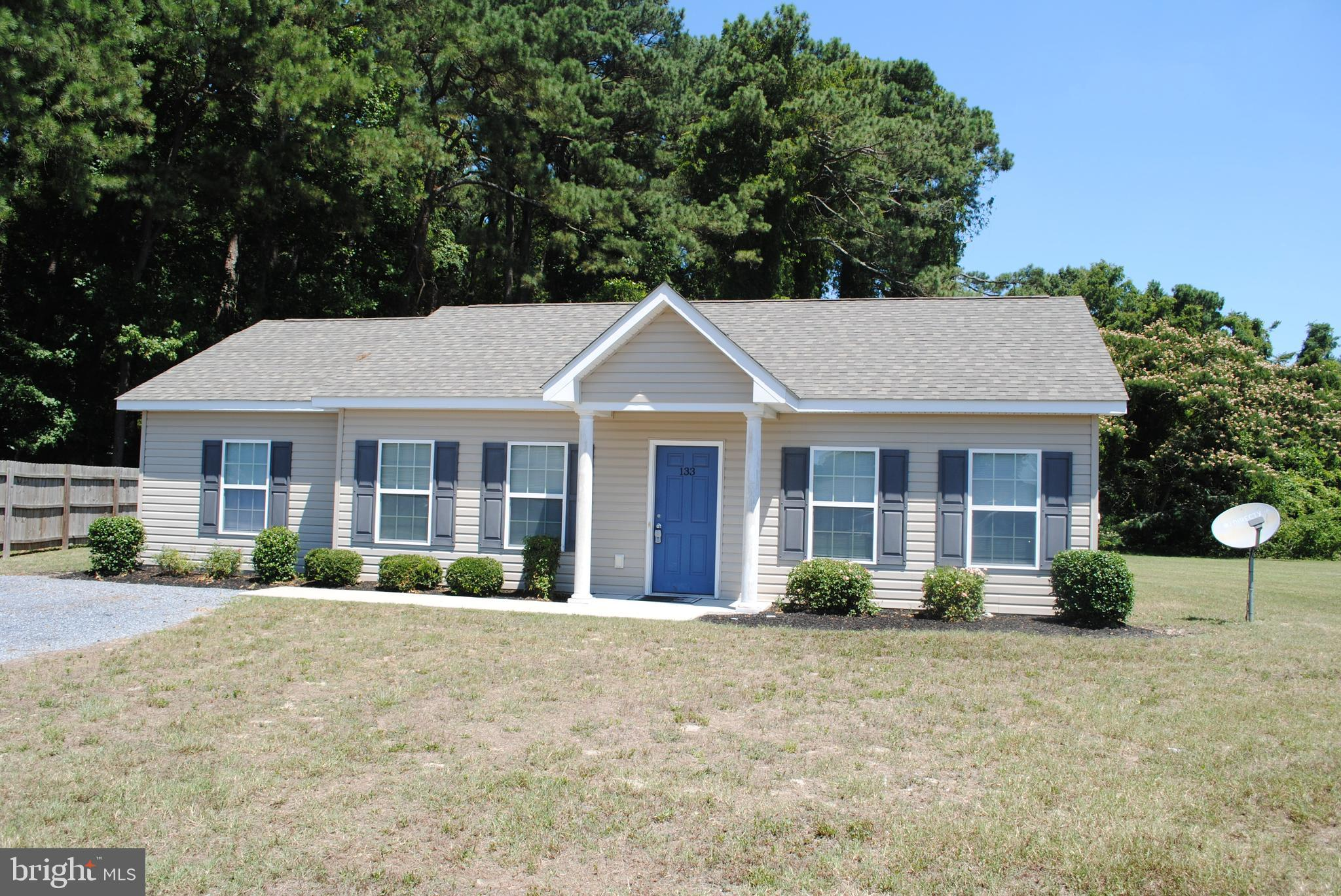 Come take a look at this 3 bedroom, 3 full bath rancher built in 2015. The stick built home offers a