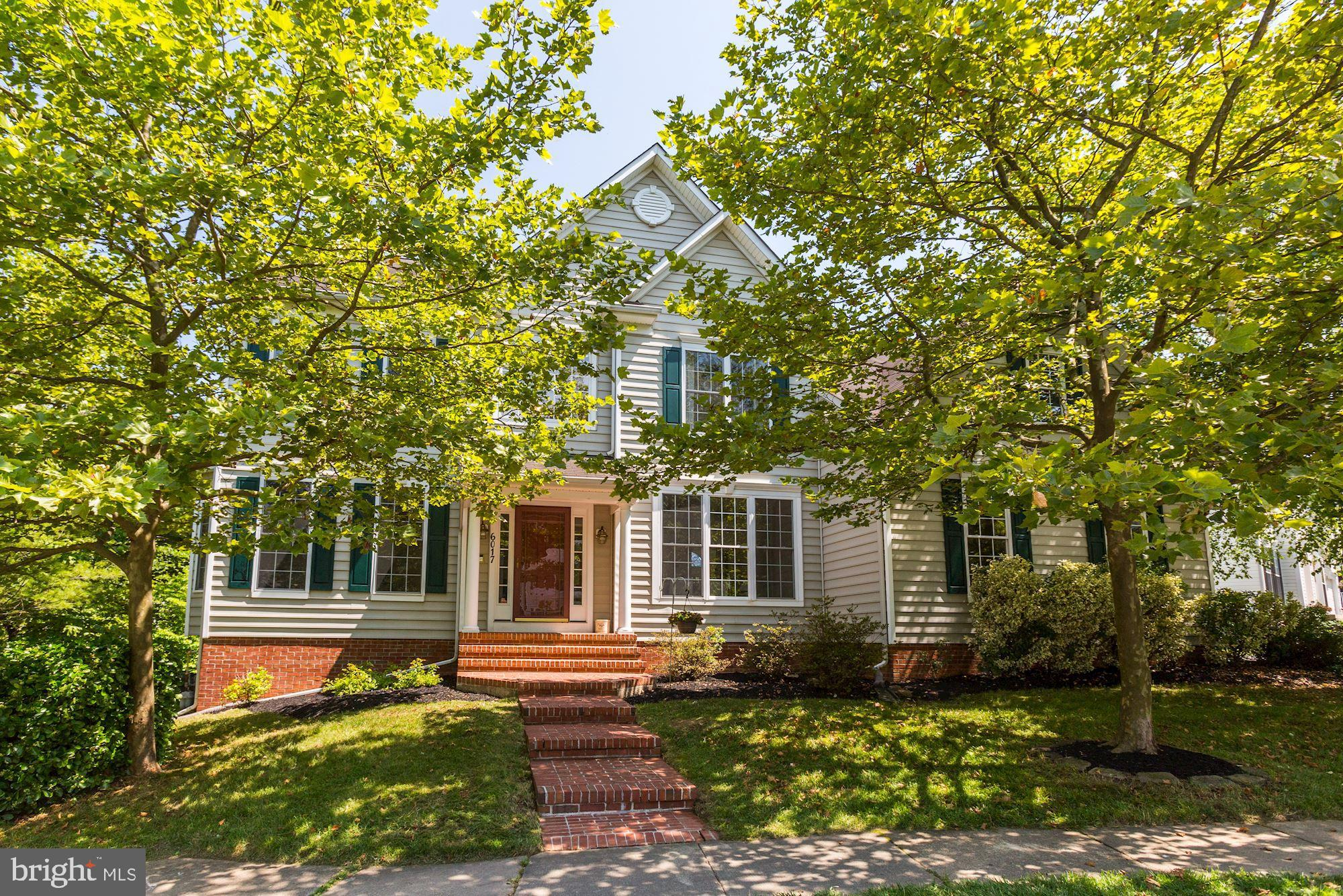 Relax in this expansive 4800+/- finished square foot Colonial! A brick walkway leads you to the fron