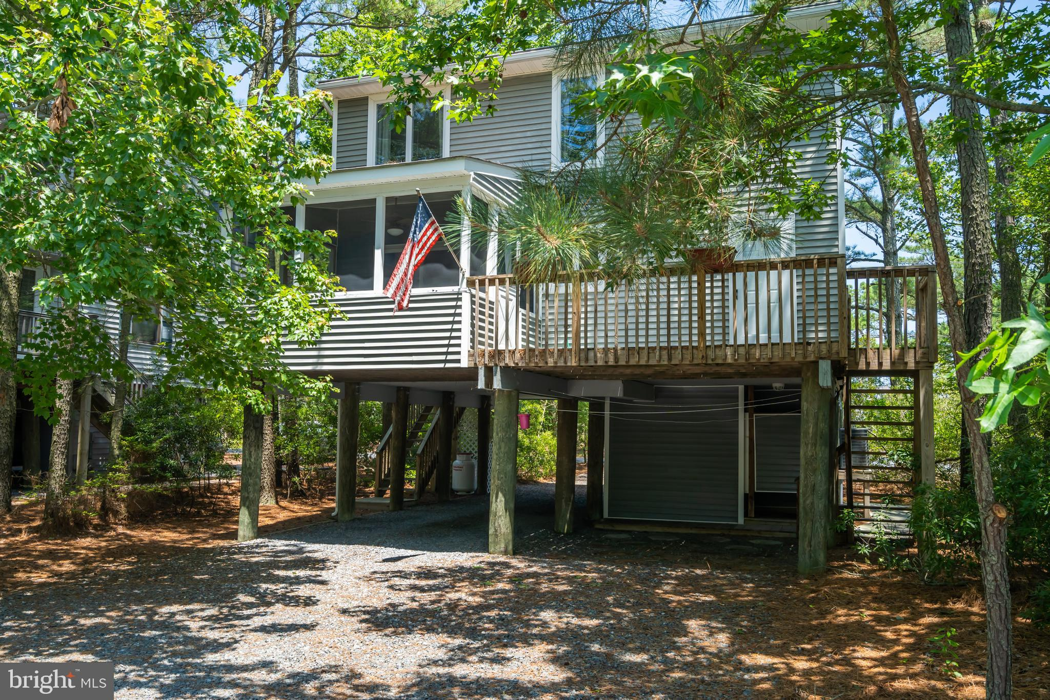Walk to the Beach!  Coastal style home featuring 3 bedrooms plus large loft and 2 full baths. Open l