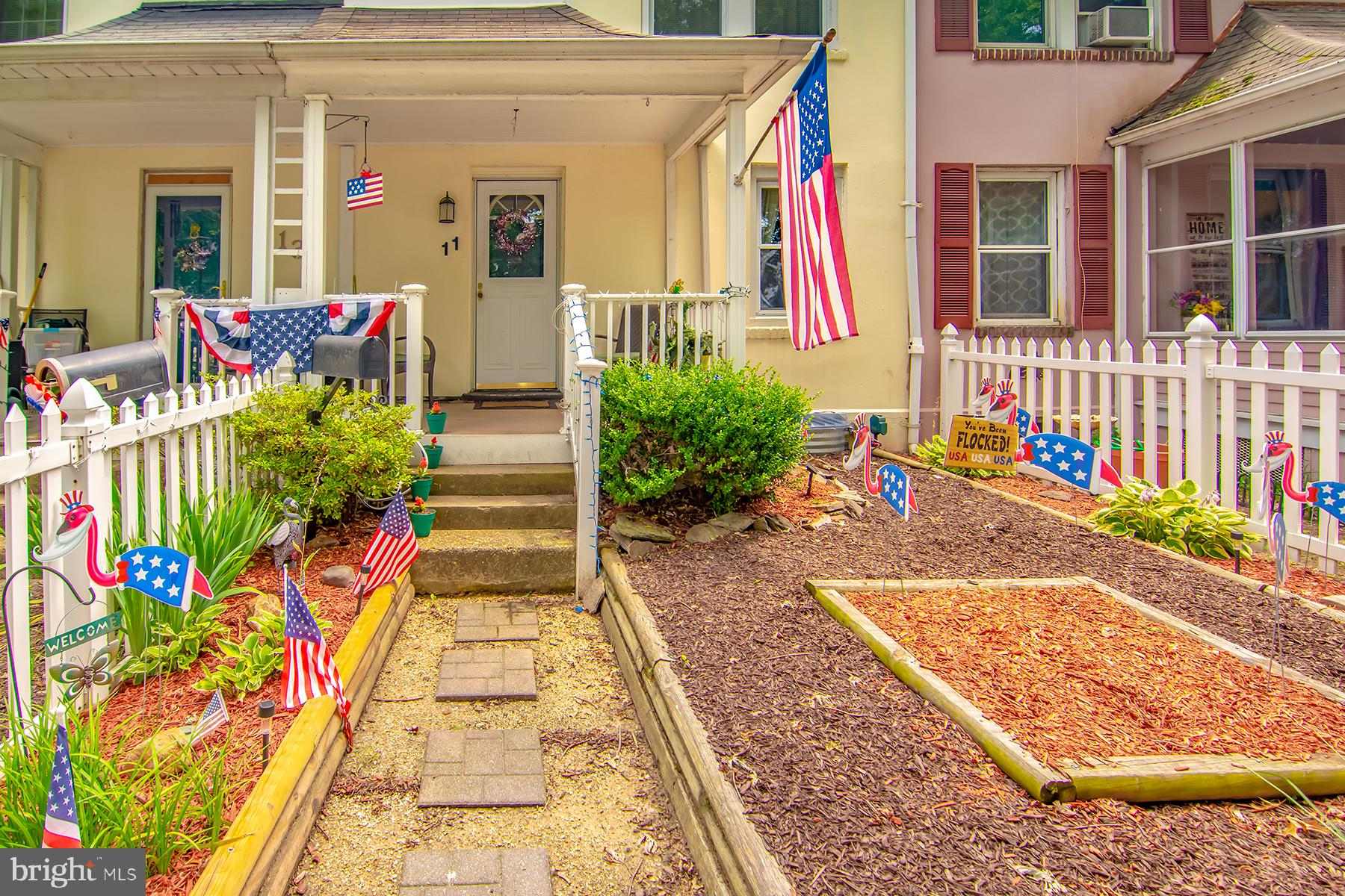 Wonderful opportunity to own a 3 bedroom home in a  highly sough after neighborhood in Baltimore Cou