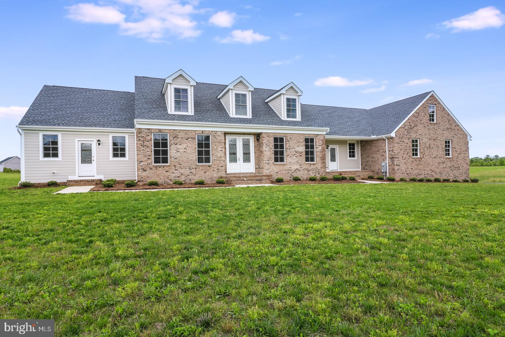 Looking for a custom built home with all the extras, but don't have time to wait for new constructio