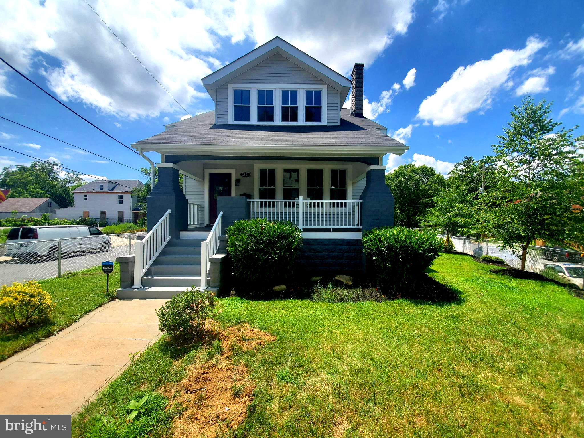 Brand new!  this open airy architectural gem on 3 levels is a completely renovated masterpiece boast