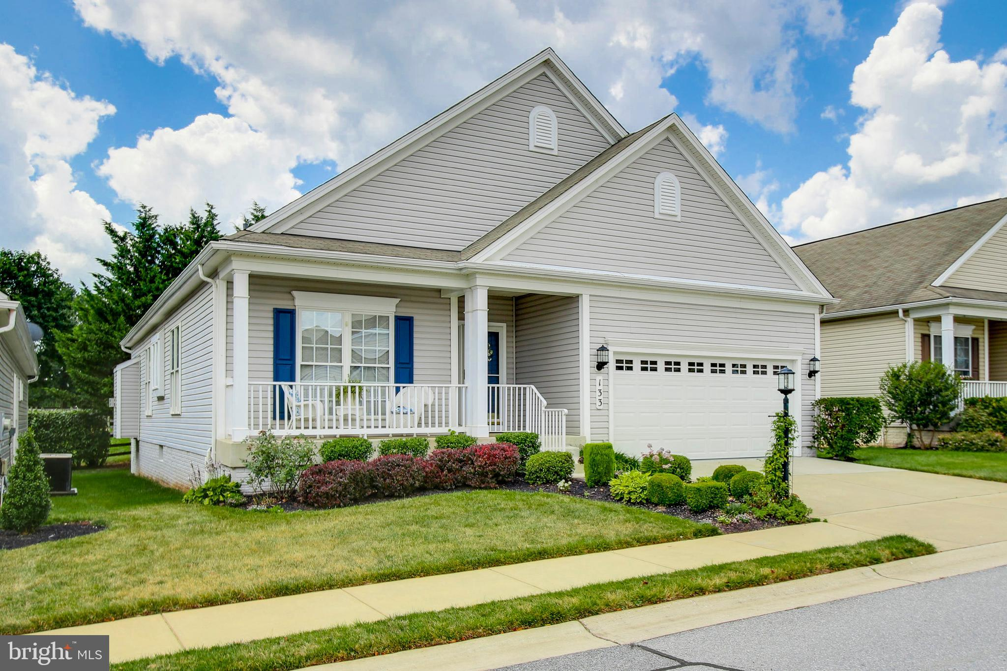 Welcome home! This desperately pretty 4 bedroom, 3.5 bath open concept home has been immaculately ma